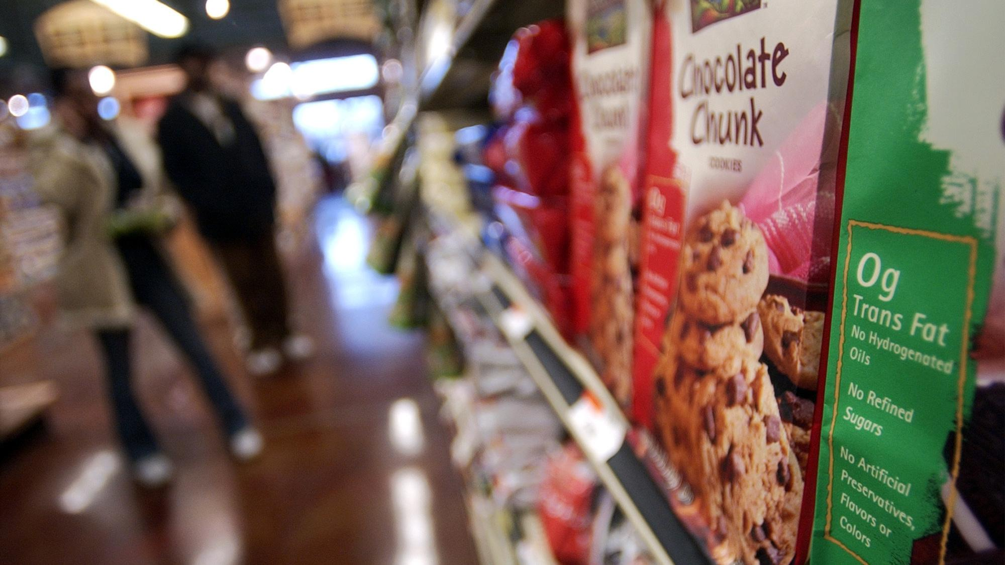 when zero doesn t zero trans fats linger in food kuow news and information