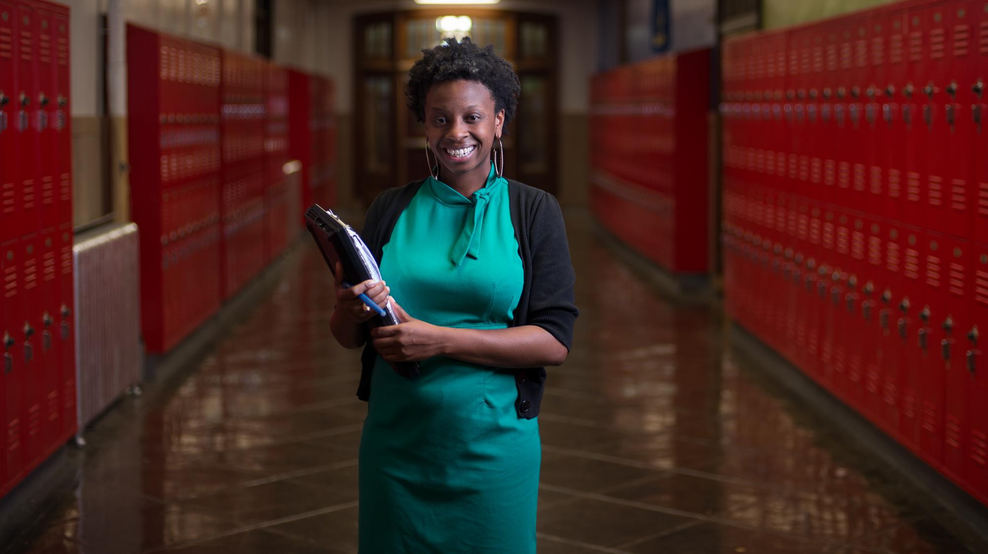 Charter schools in philadelphia educating without a blueprint shayna terrell is the outreach coordinator at simon gratz mastery charter school in philadelphia malvernweather Choice Image