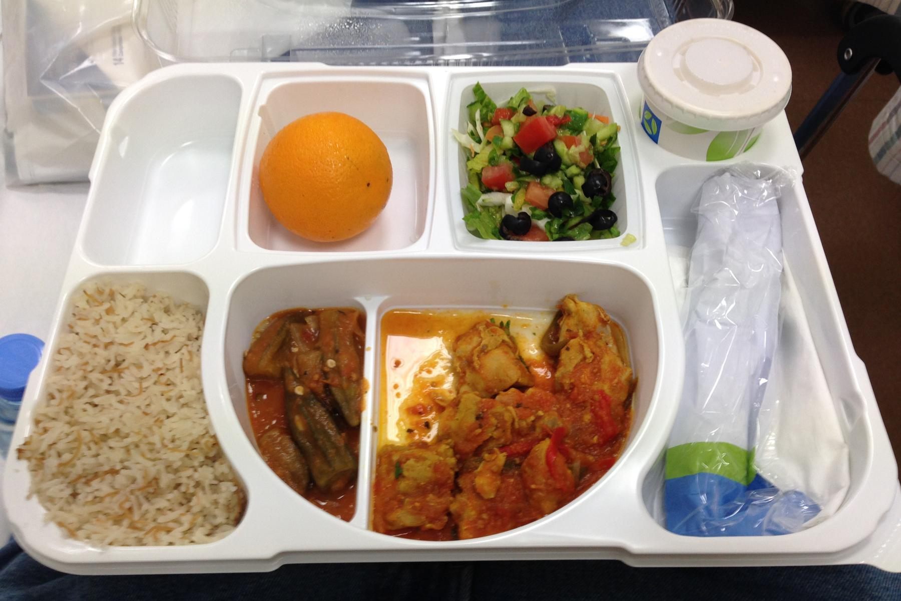 Around the world in 8 hospital meals kuow news and for Cuisine examples