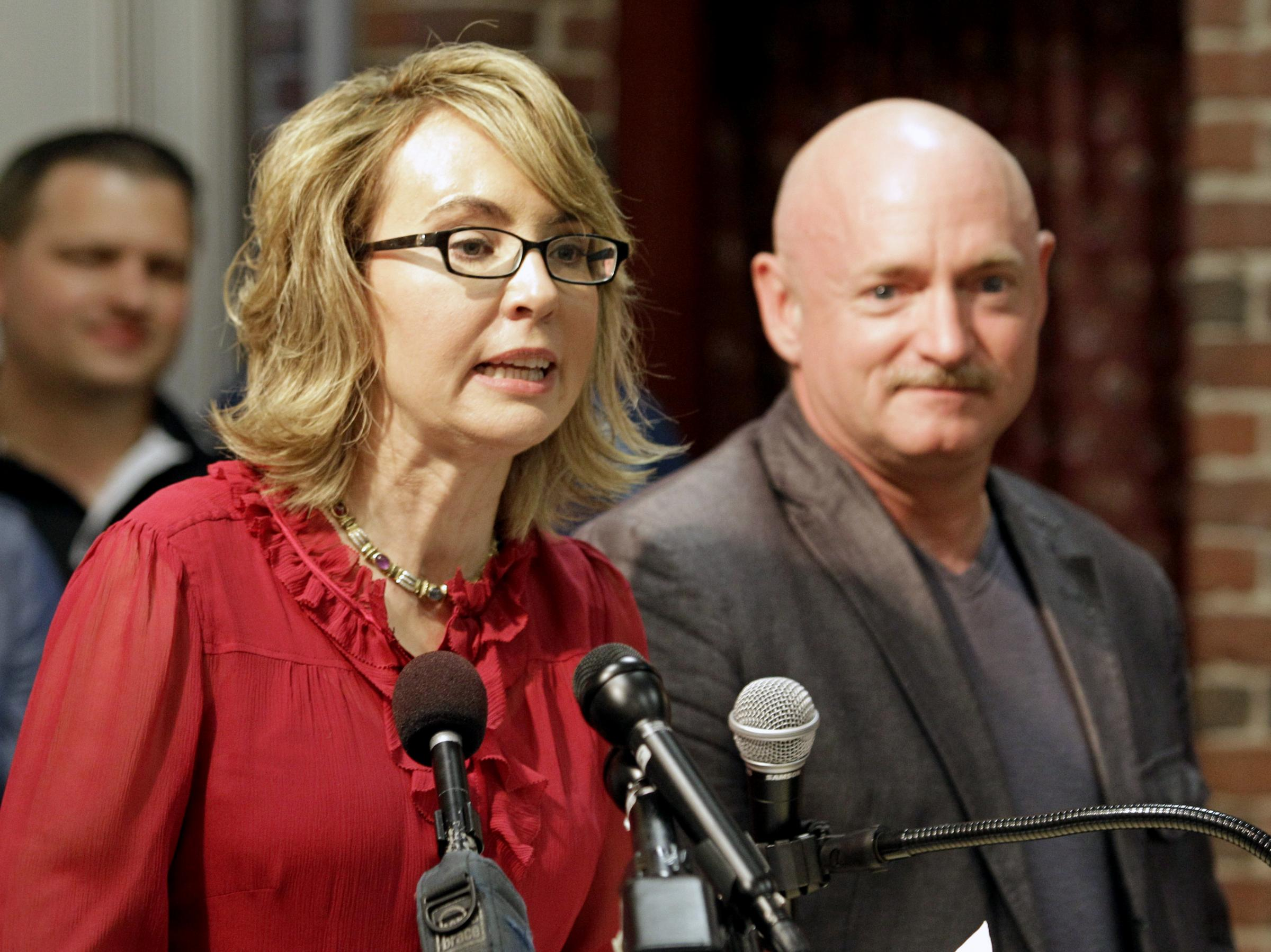 Gabby Giffords' SuperPAC Fights For Her Old House Seat ...