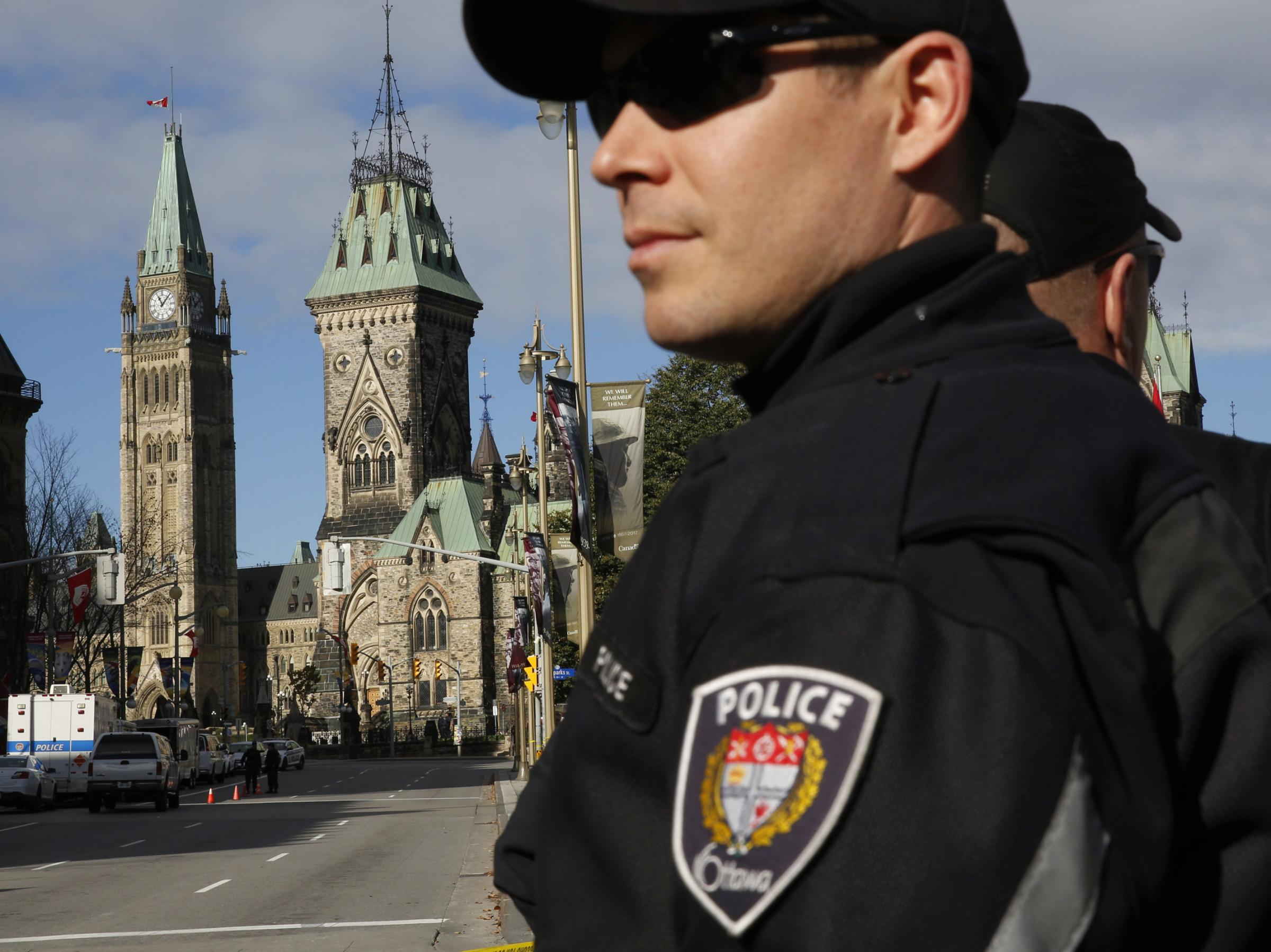 Ottawa Attack Seen As Canada S Security Wake Up Call New