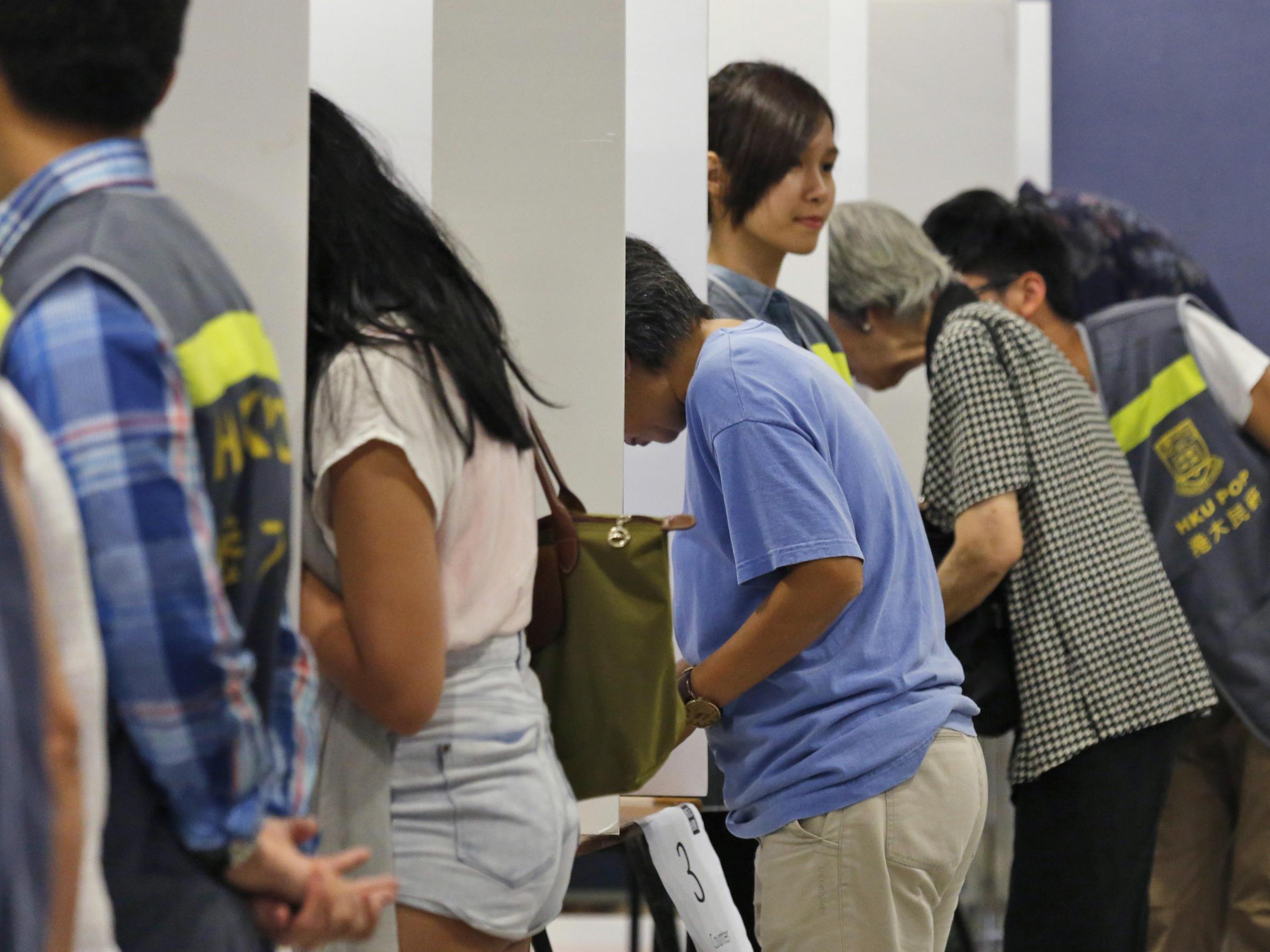 Beijing hong kong democracy referendum 39 an illegal farce for Farcical person