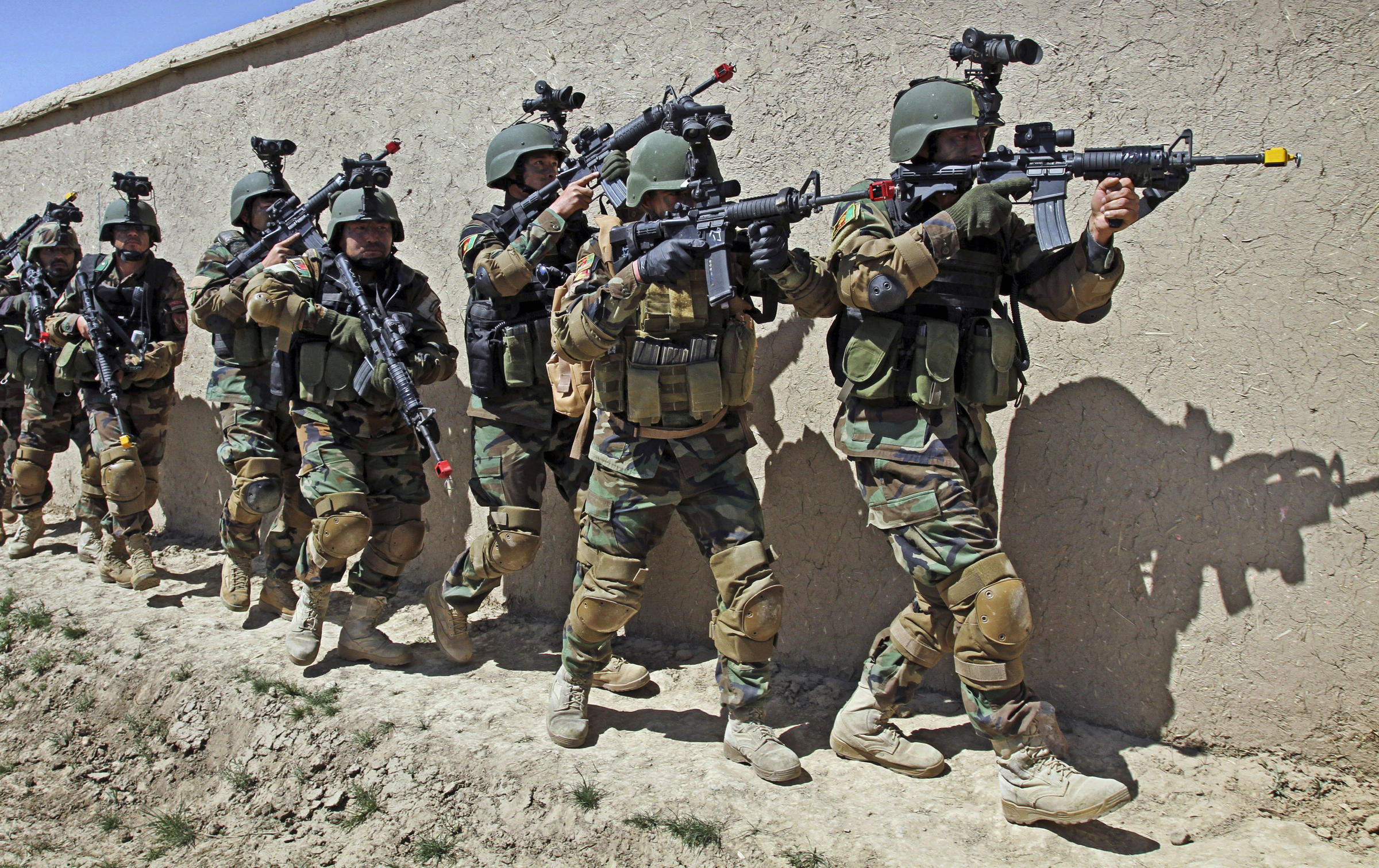 Afghanistan's Way Forward: A Talk With Gen. John Campbell ...
