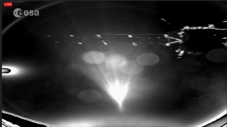 Images From Philae Comet Lander