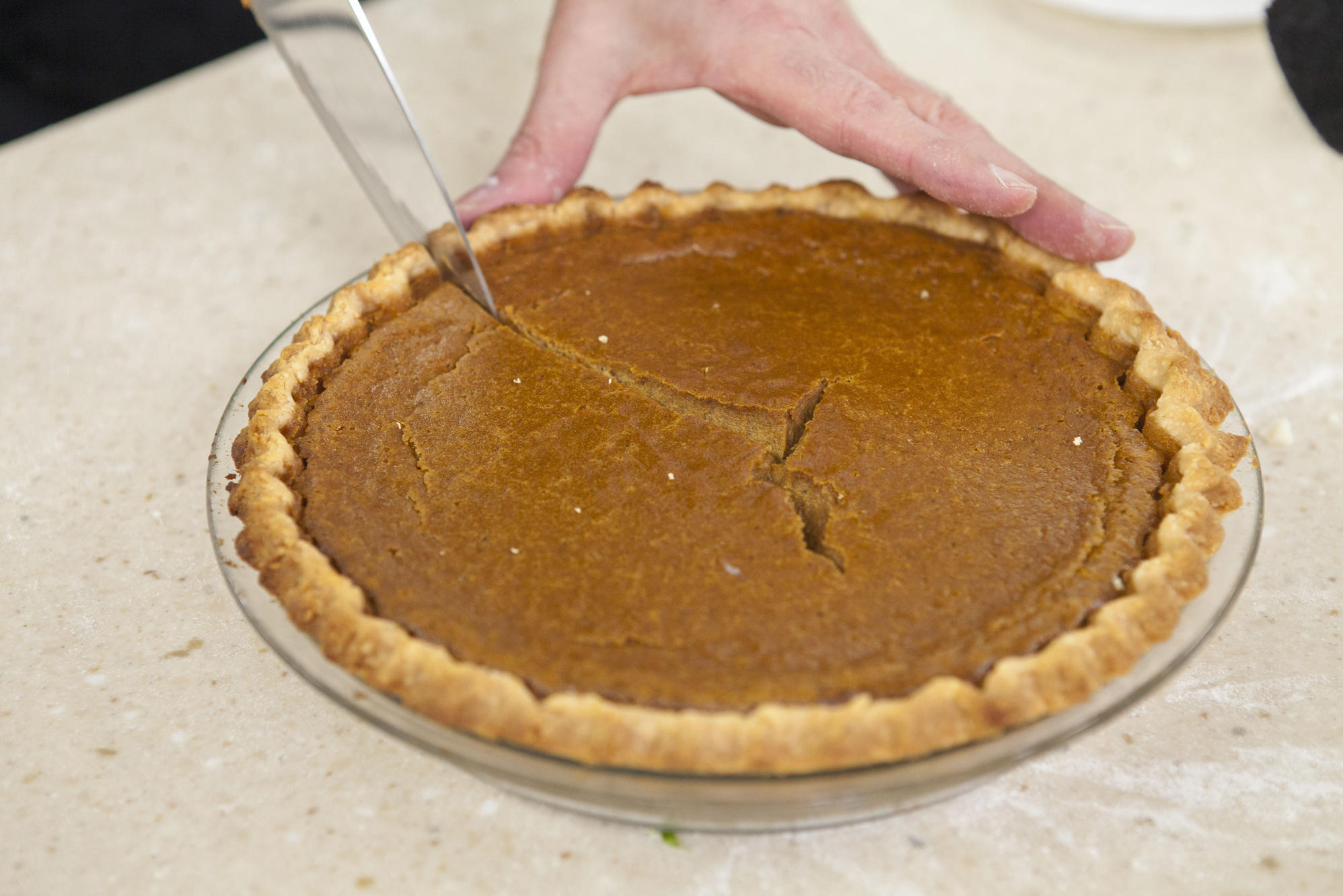 America S Test Kitchen Pumpkin Pie Video