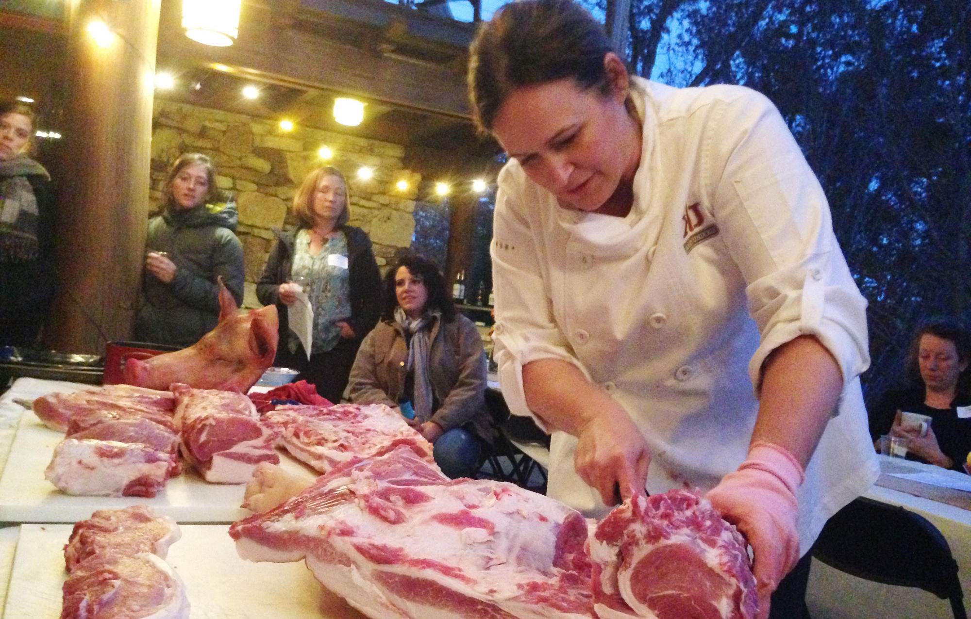 Female Butchers Are Slicing Through The Meat World S Glass