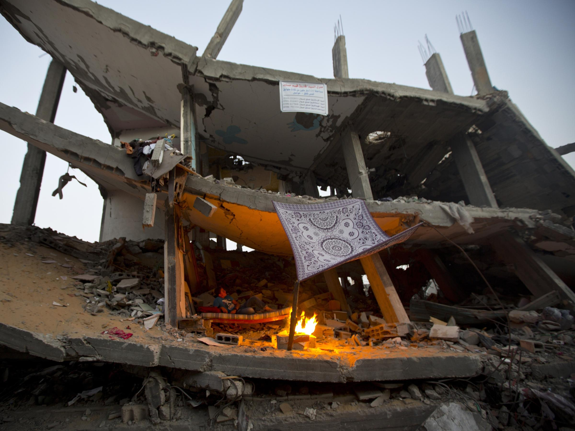 People Are Going To Rebel': Slow Pace Of Rebuilding Frustrates Gazans ...