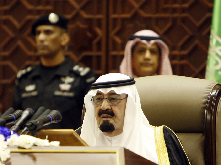 Saudi King Abdullah, Who Laid Foundation For Reform, Dies ...