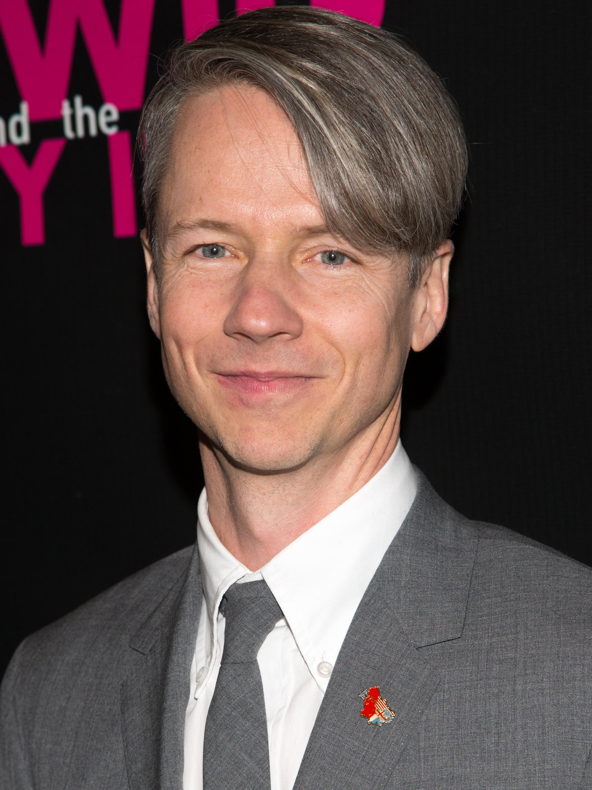 john cameron mitchell height