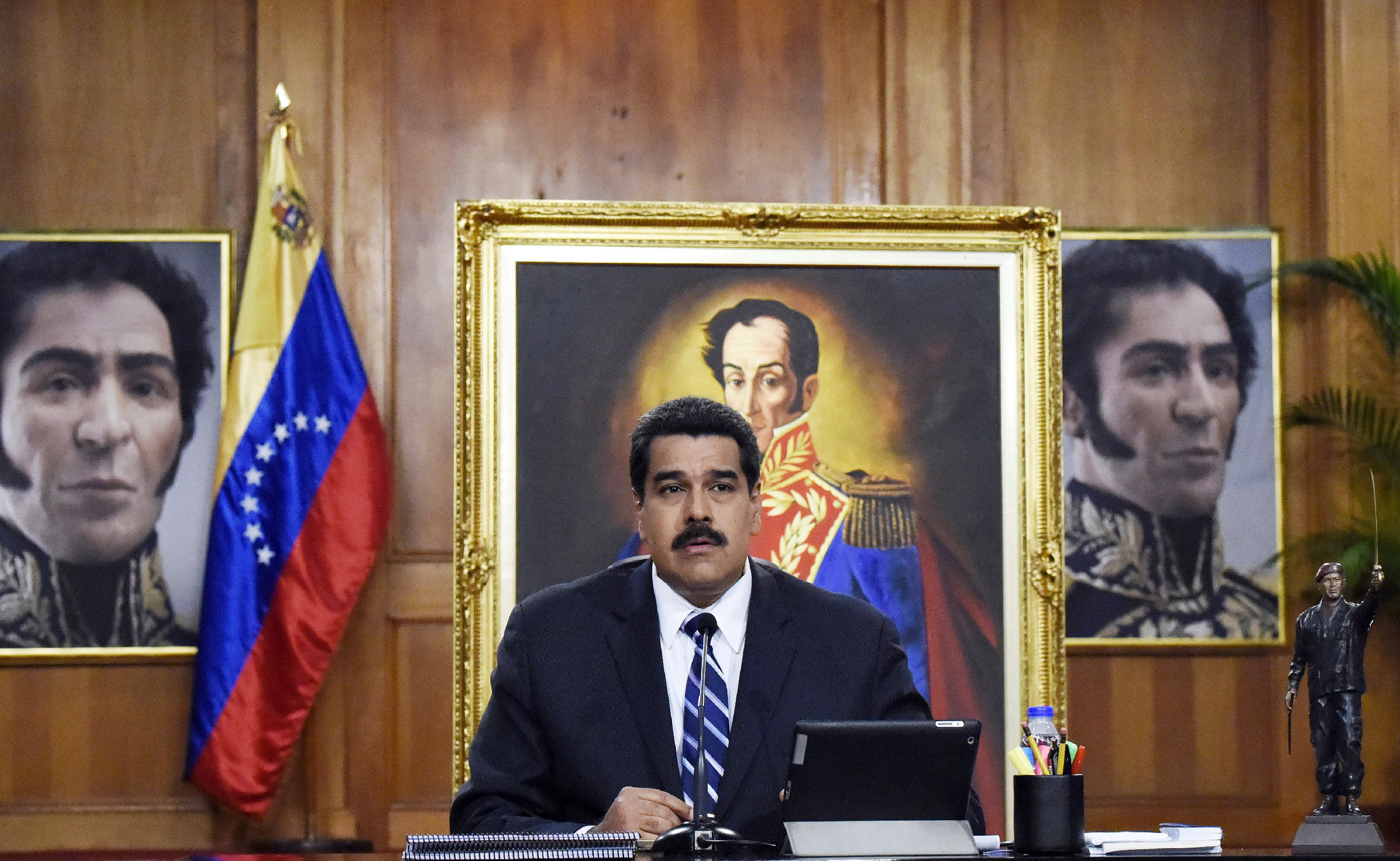 Venezuela Braces For A Tough Year Ahead | KUOW News and ...