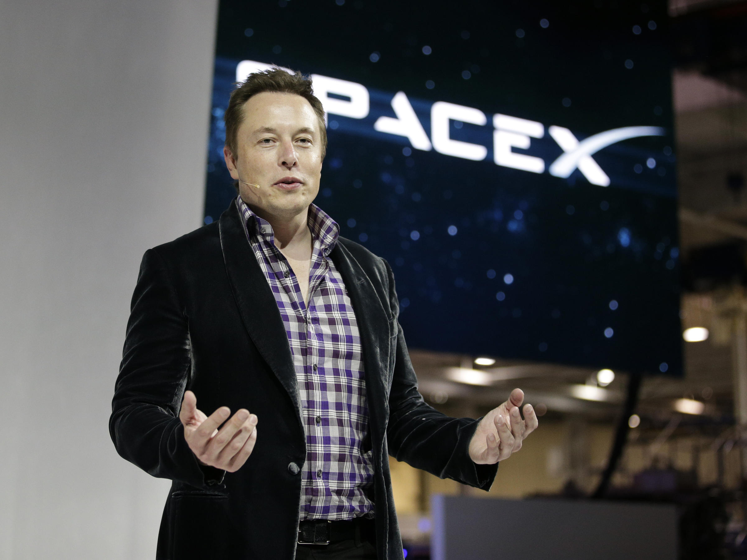 Google's Stake In SpaceX Puts It Closer To Goal Of ...