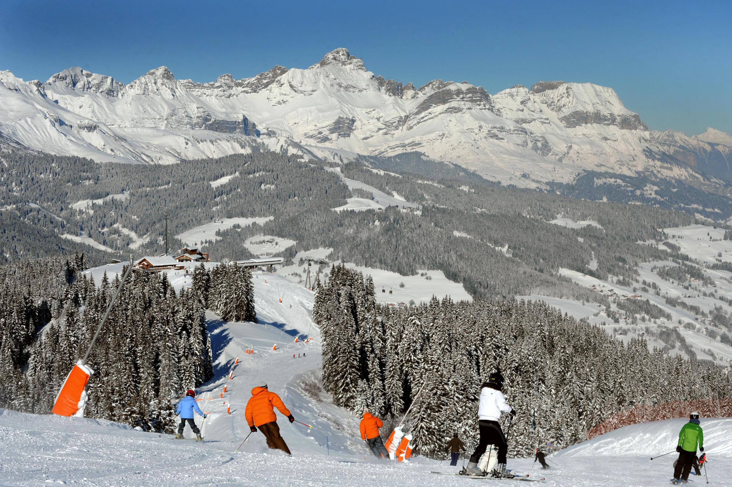 Russian Economic Woes Hit Frances Ski Slopes  KCUR