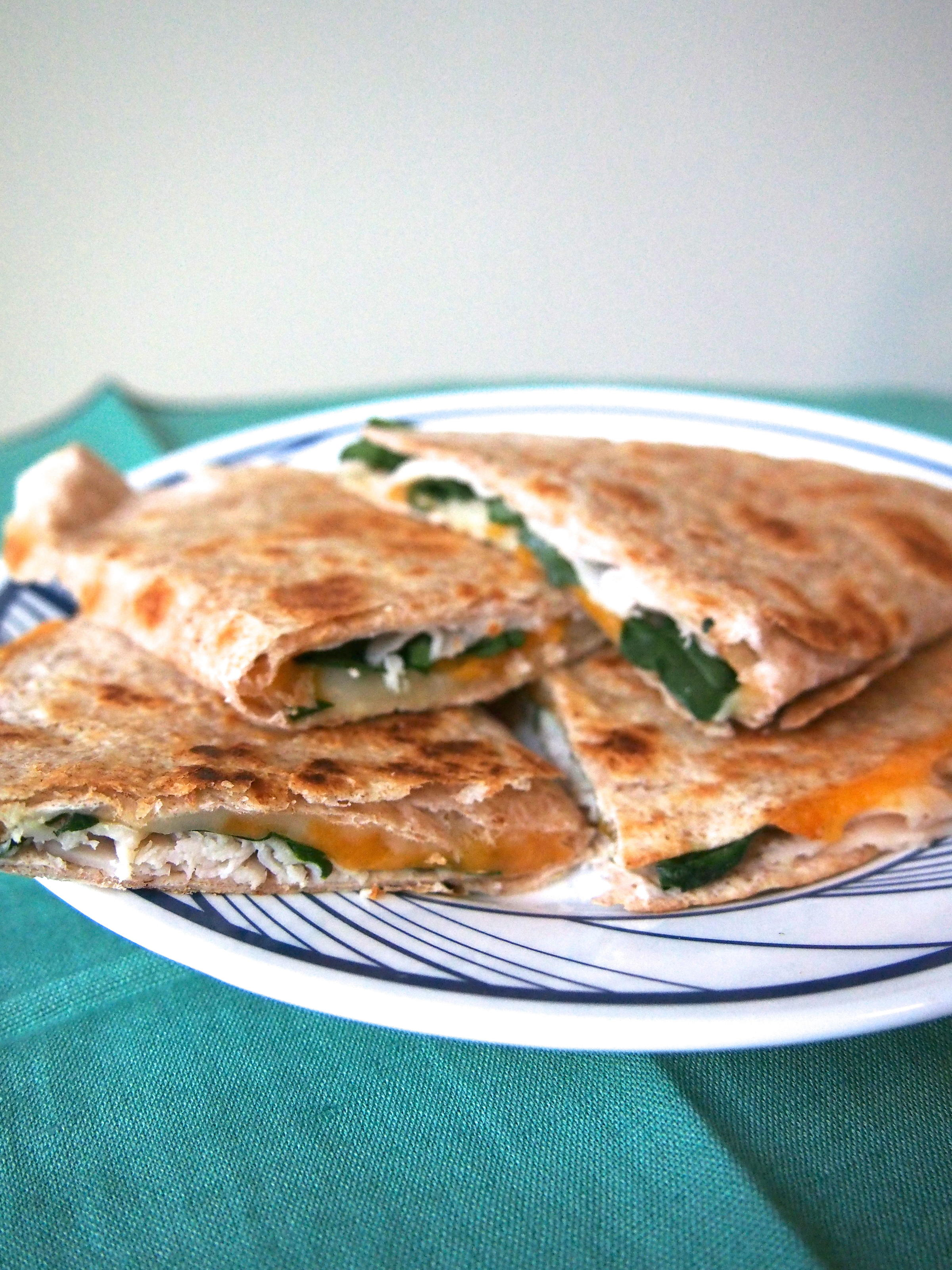 Image for Living Room Quesadillas