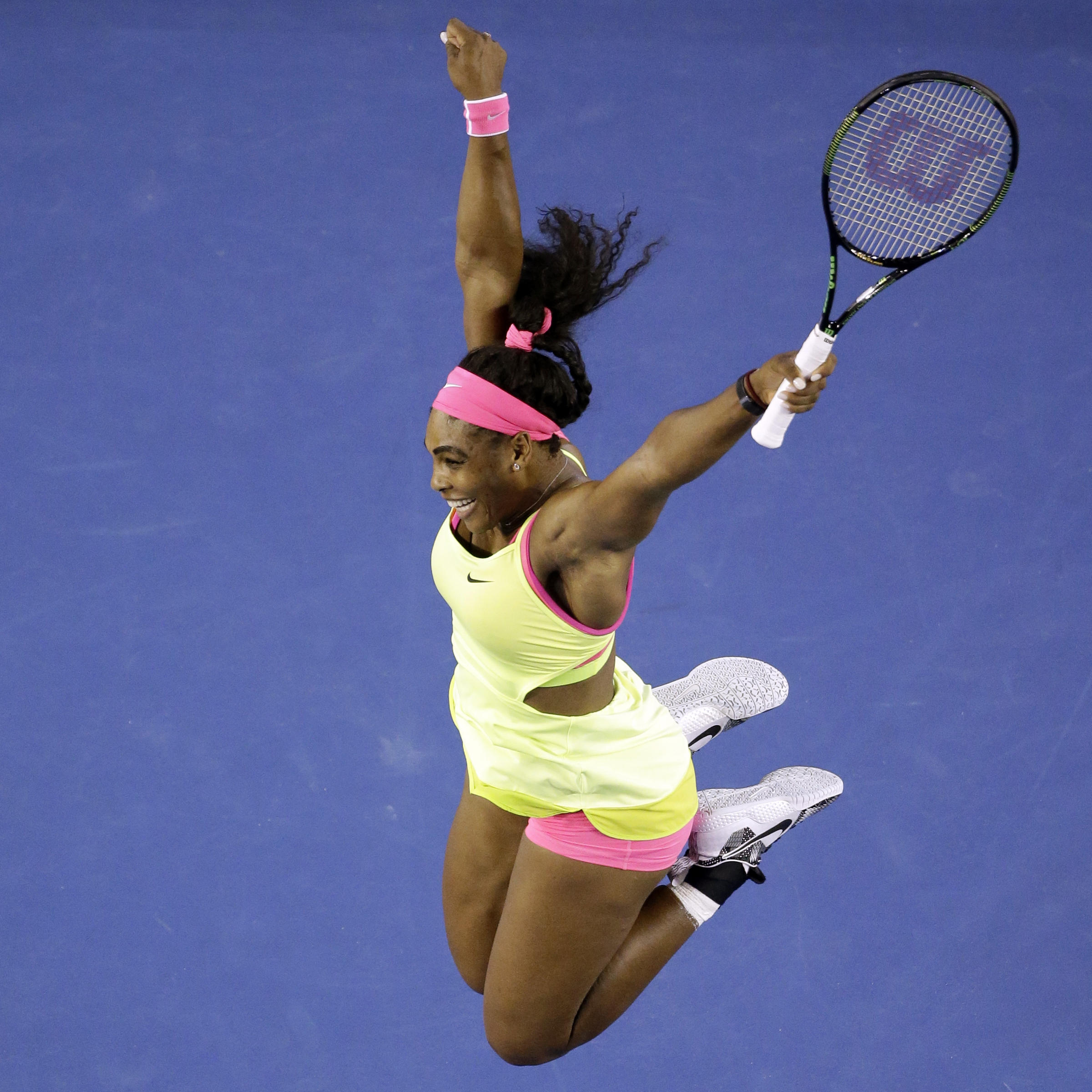 serena singles Williams, 36, won her first match at the bnp paribas open in indian wells, california, in her return after 14 months away for the birth of her daughter.