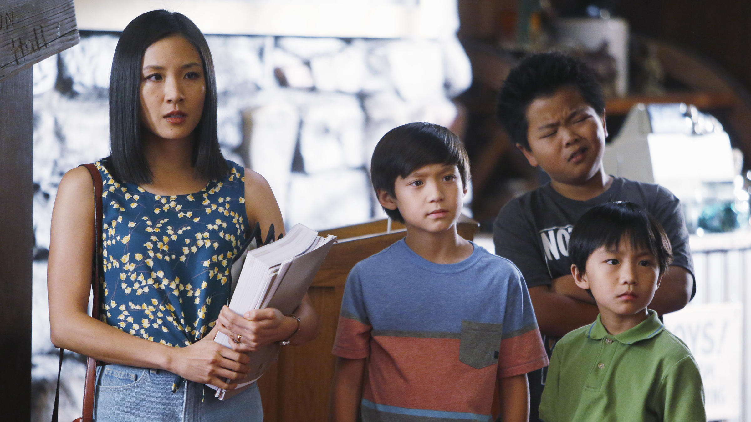 ABC Tones Down Author's 'Fresh Off The Boat' For Sitcom ...