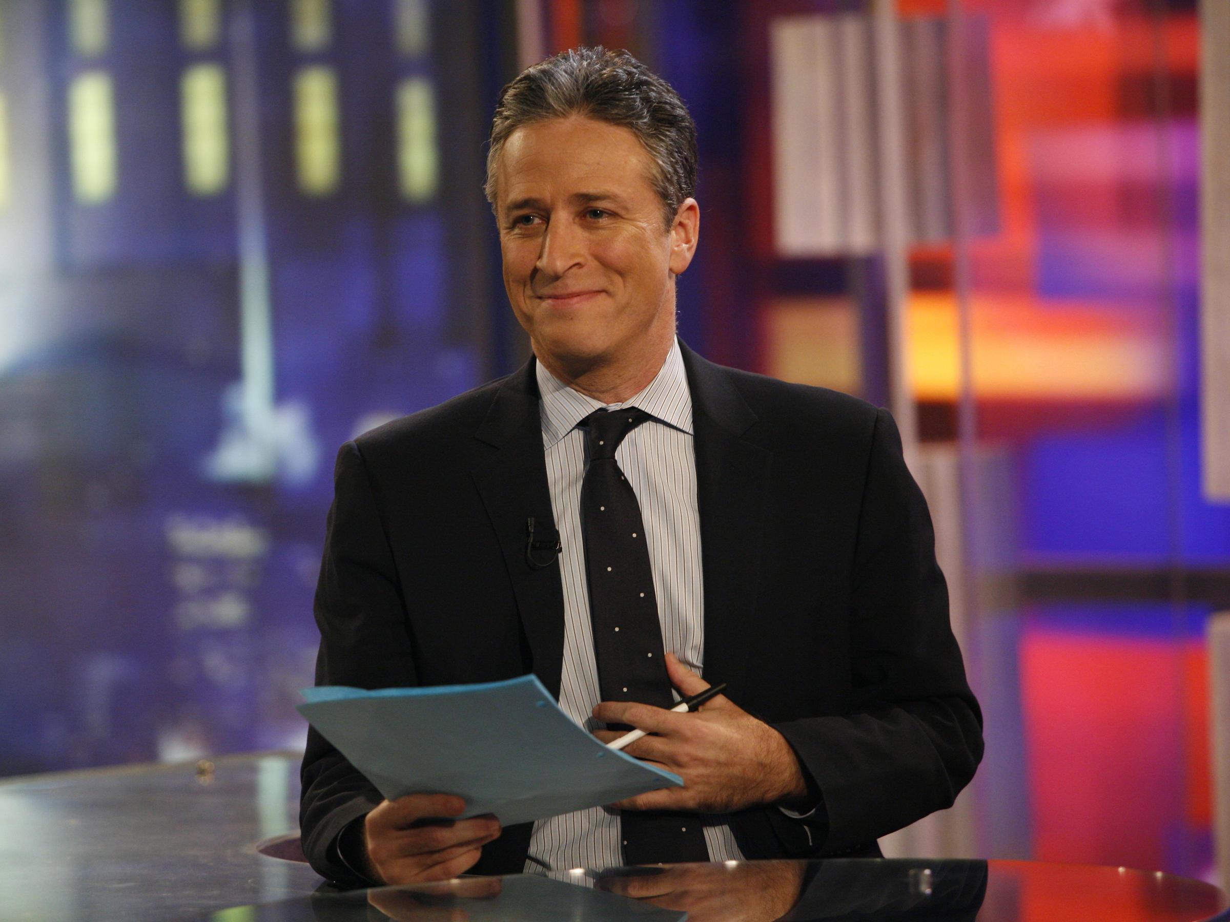 Stewart asshole comedy central