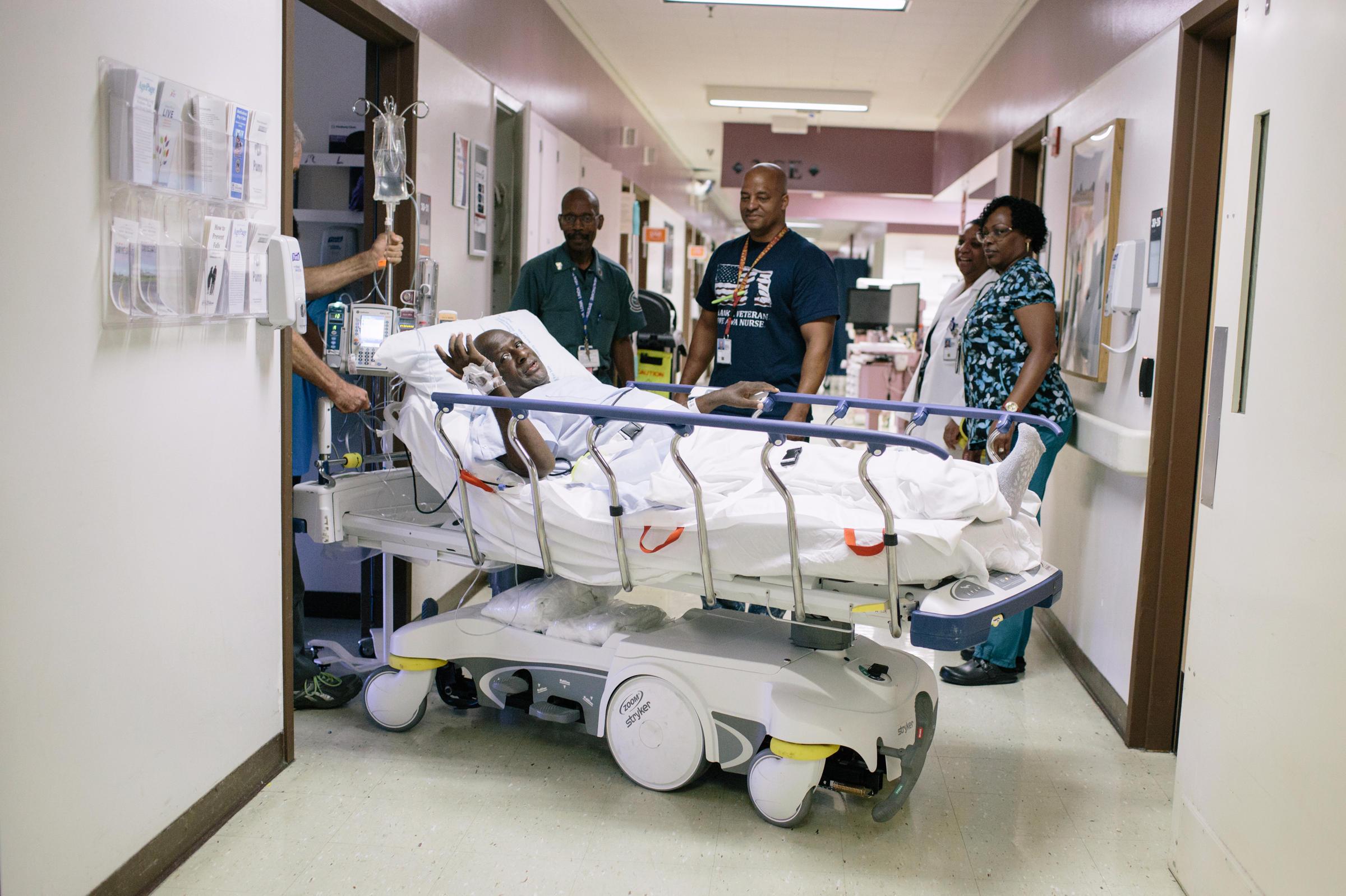 Va Hospital Emergency Room