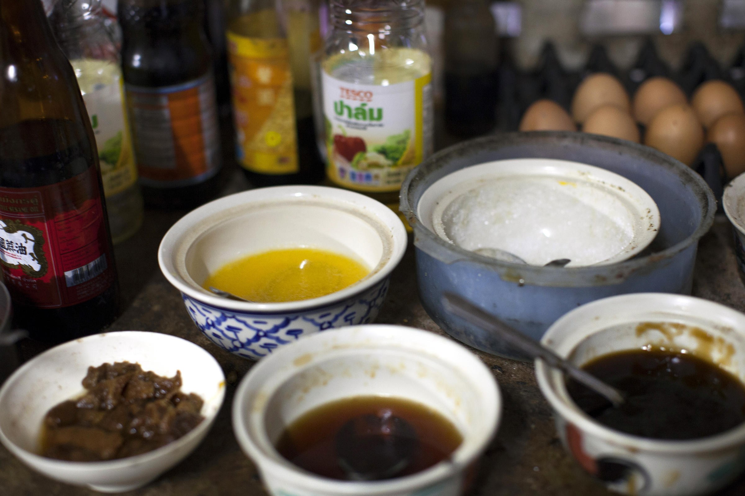 Ben Thai Cafe Menu