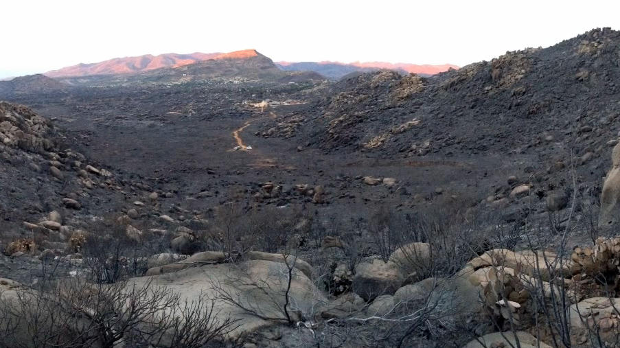 Granite Mountain Hot Shots : Report on arizona hotshots deaths finds a communications