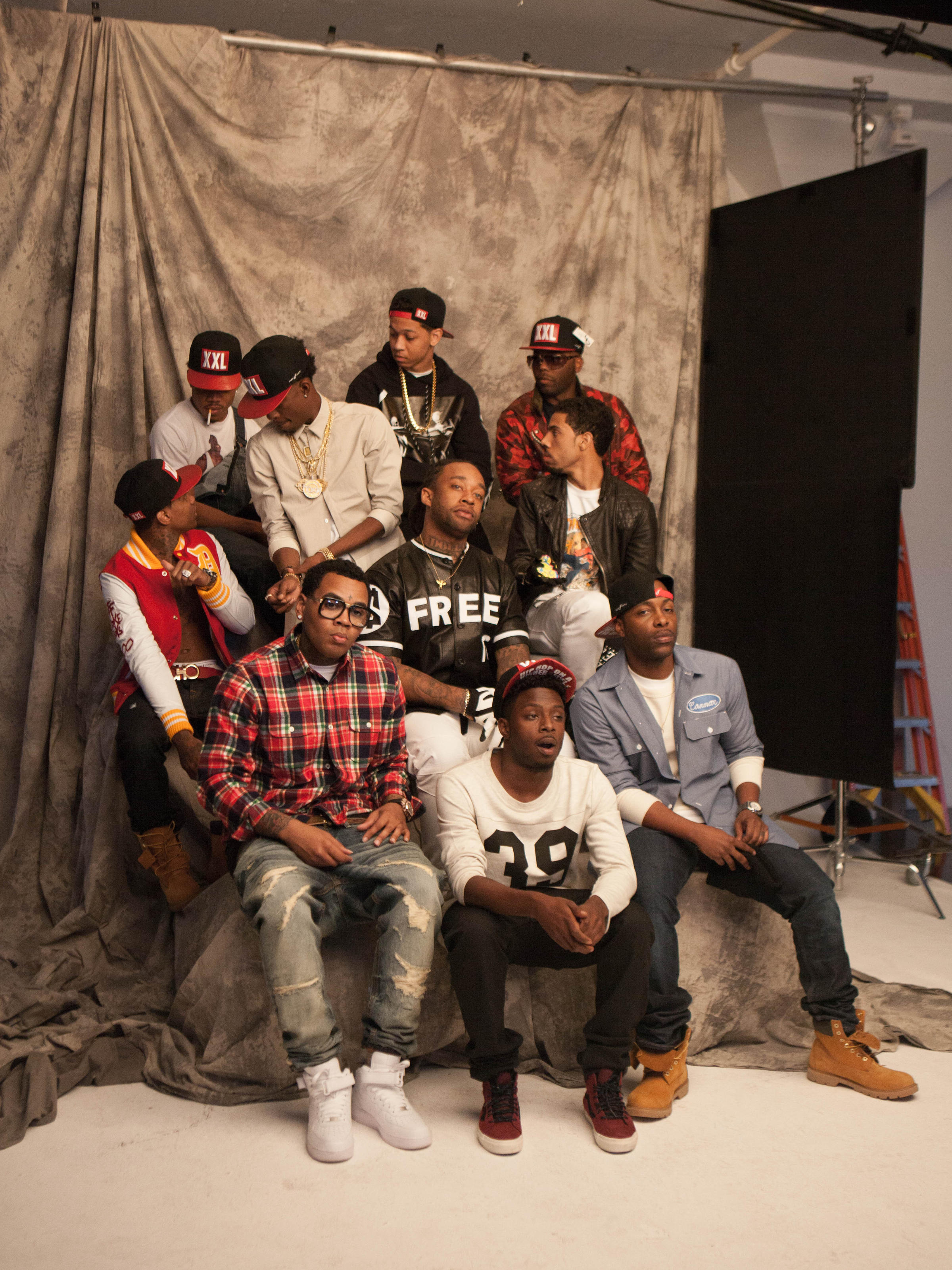 Inside The Xxl Freshmen Issue Wwno