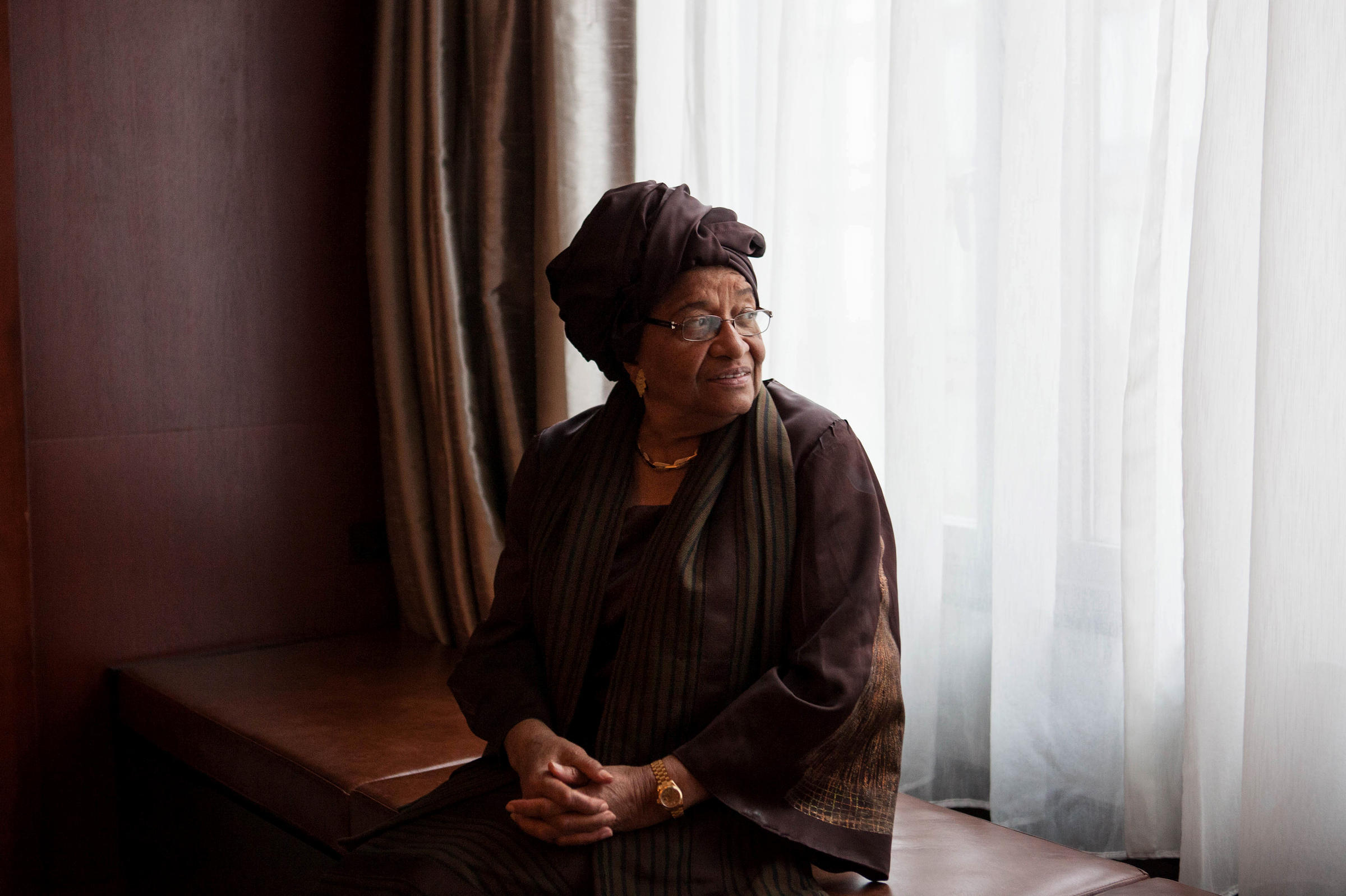 essay on ellen johnson sirleaf The paradise papers show how africa's elite avoid taxes abroad as they do at home ellen johnson sirleaf.