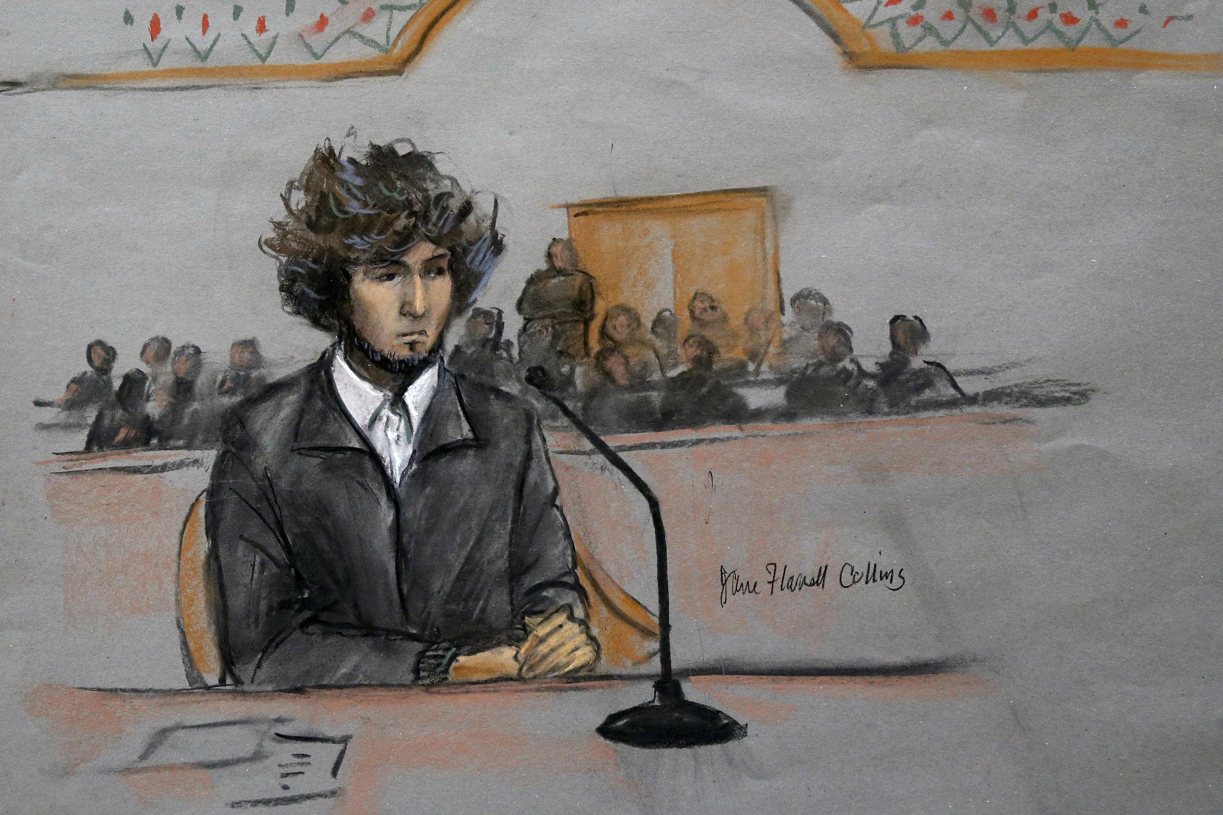 Boston Marathon bombing trial witnesses, exhibits