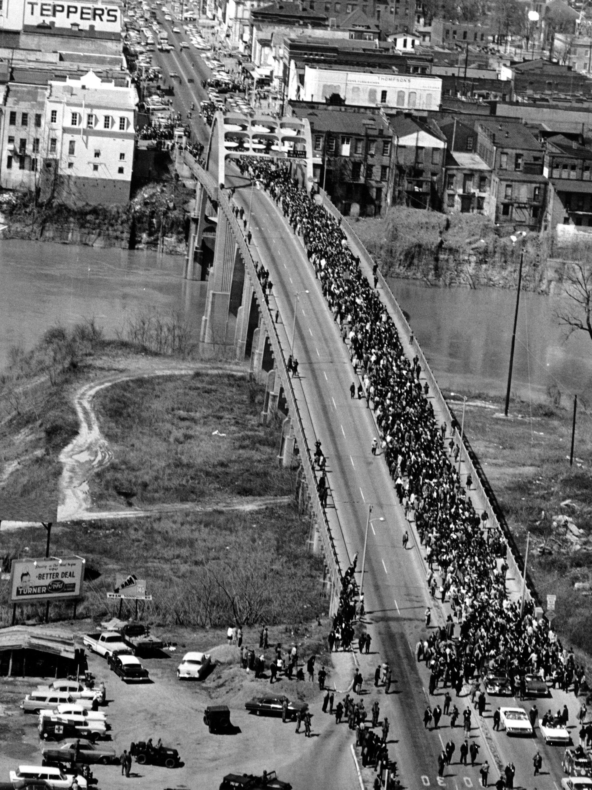 selma march See photos from the selma to montgomery marches, which were held to protest discriminatory practices that prevented many black people from voting in the south.