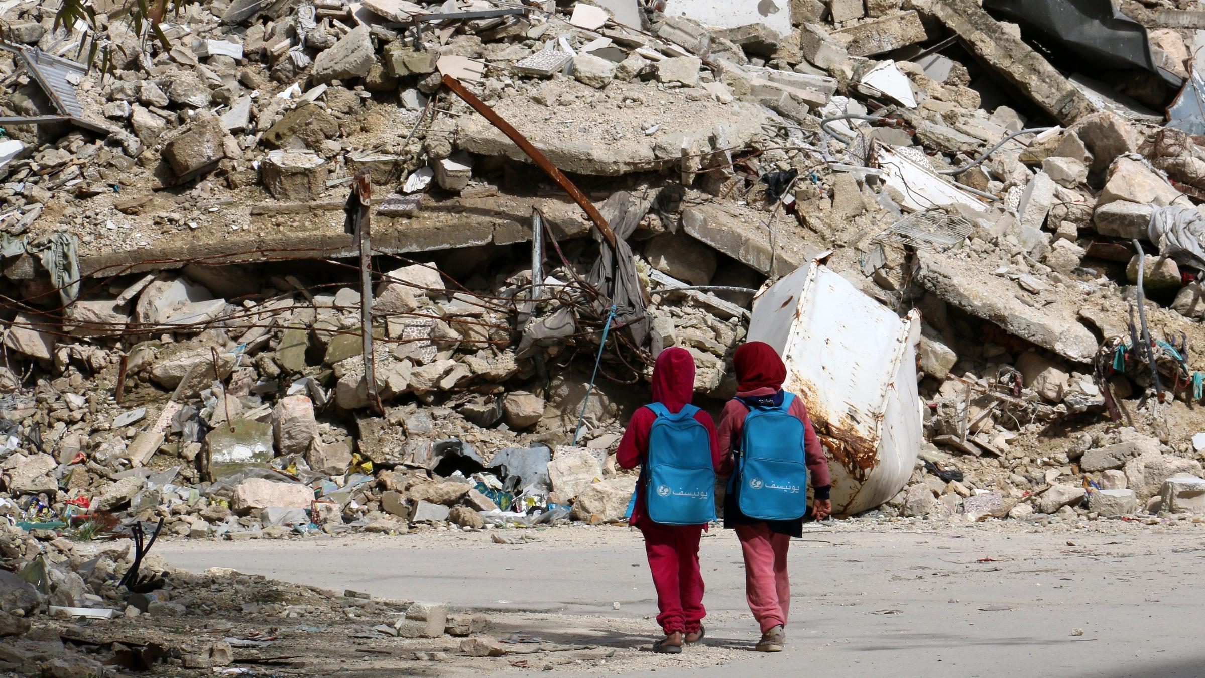 Syria's War News