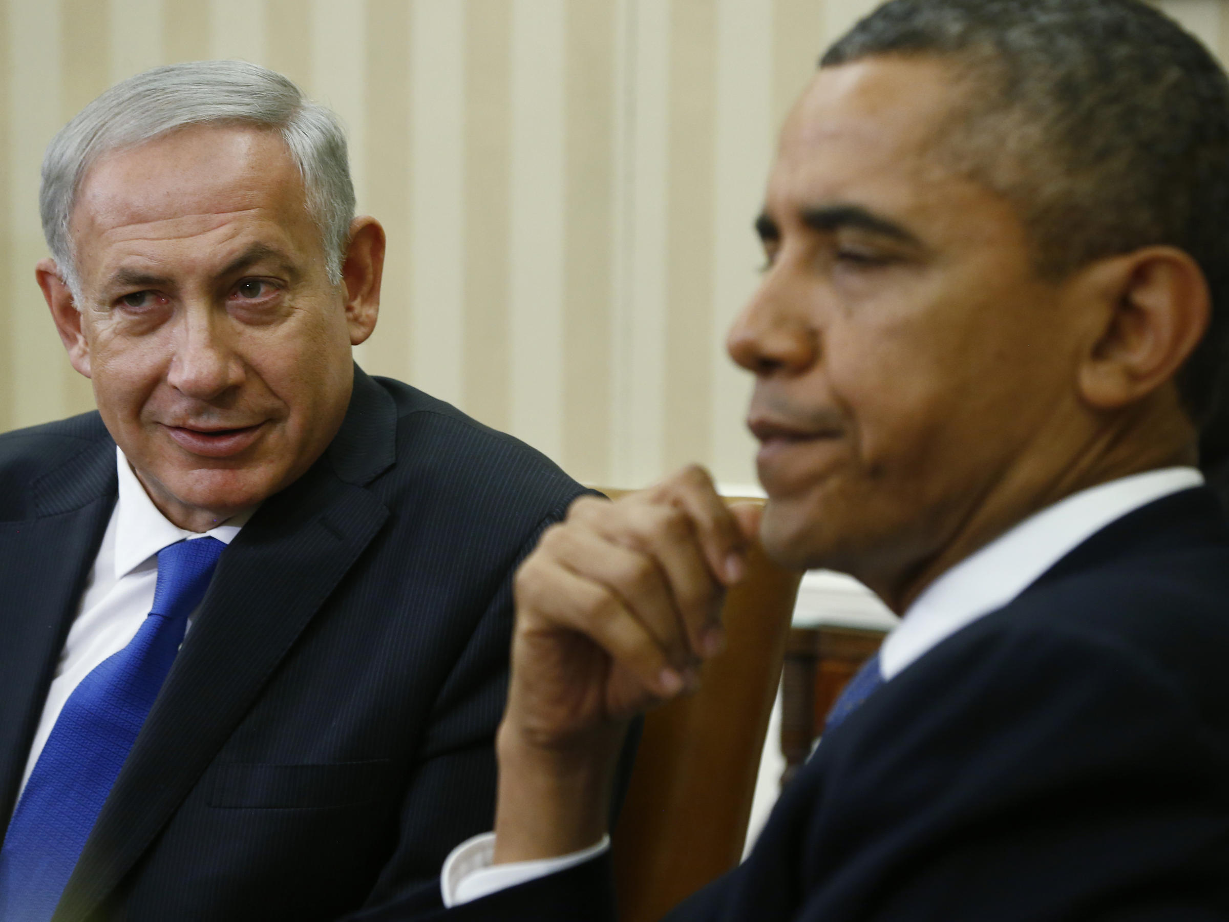 netanyahu and obama relationship with congress