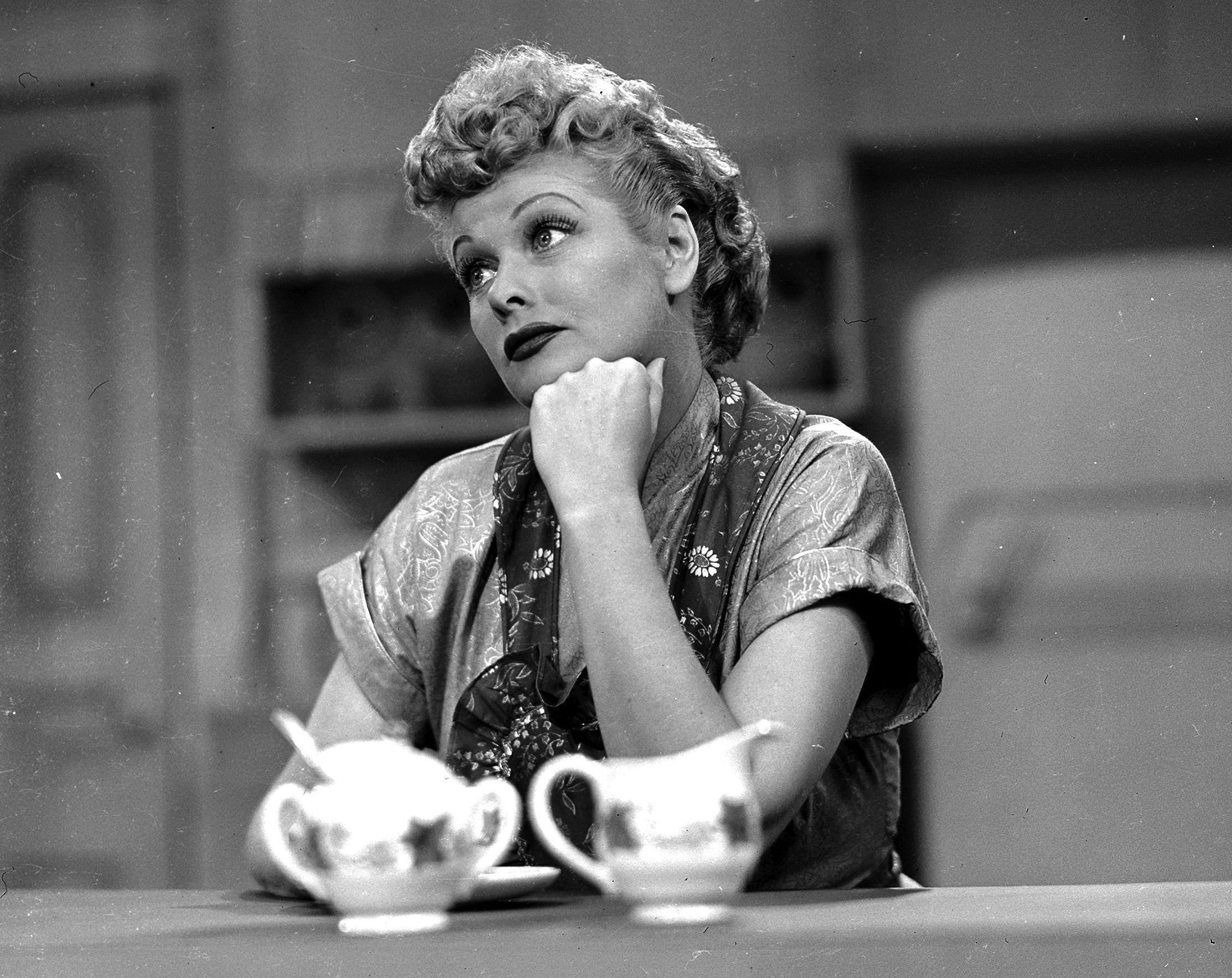 Lucille Ball (sculpture)