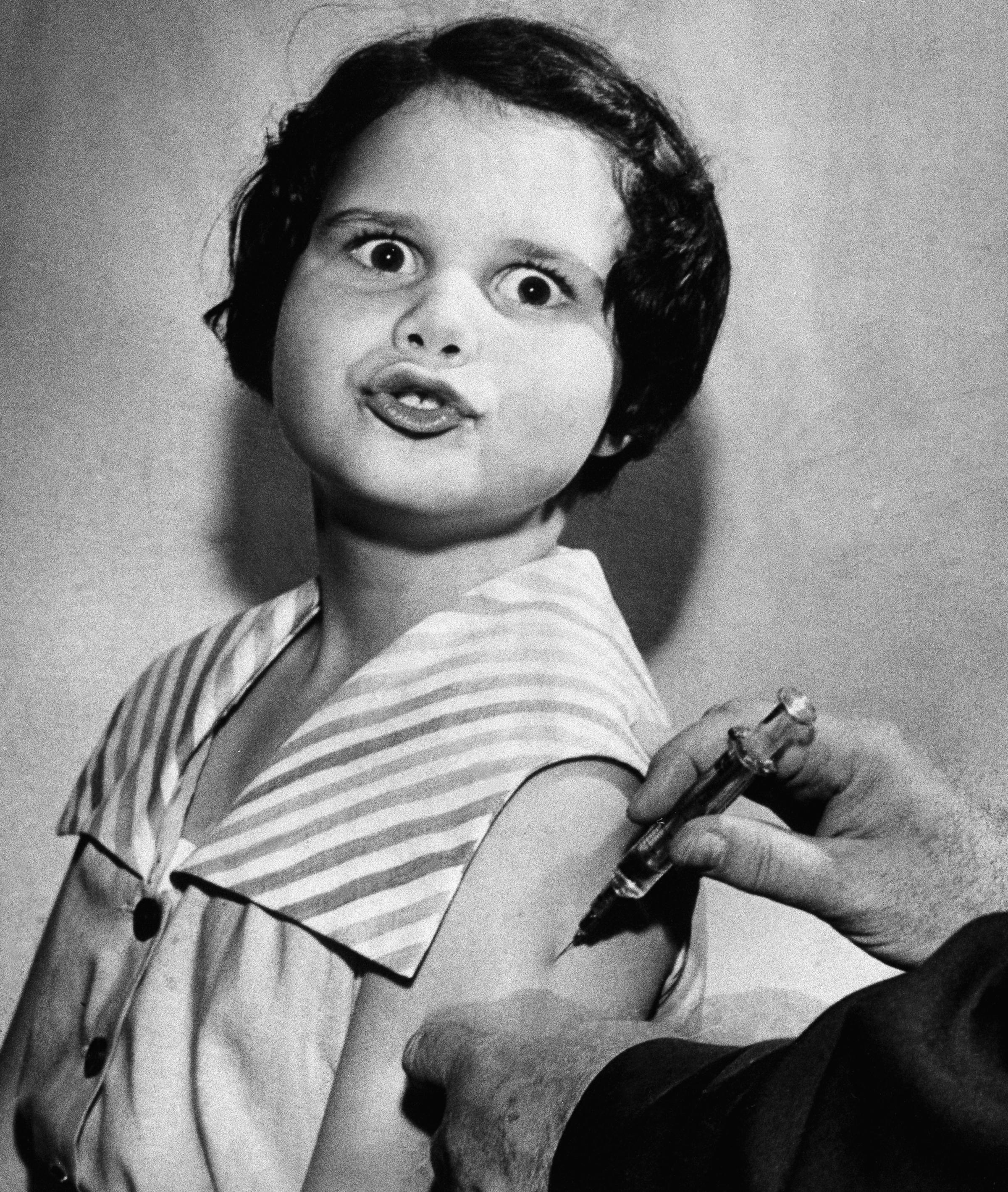 a comparison of two polio vaccines How pharmaceutical companies hide the dangers of vaccines as it was tested by mixing the polio vaccine and then comparing it to the mixture of two other vaccines.
