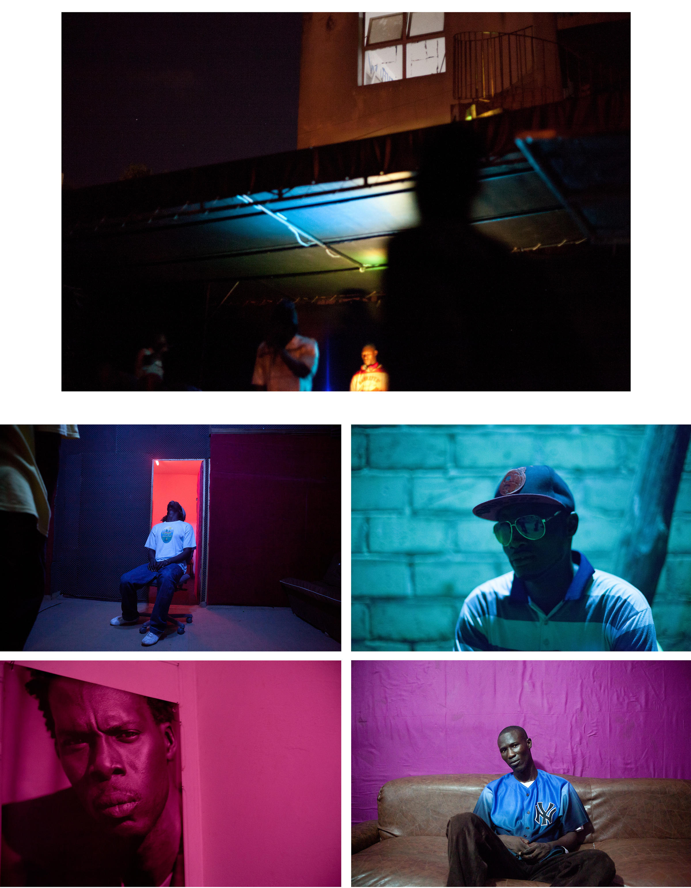 Rap City: Sweat, Hope & Hip-Hop In Dakar   WESM
