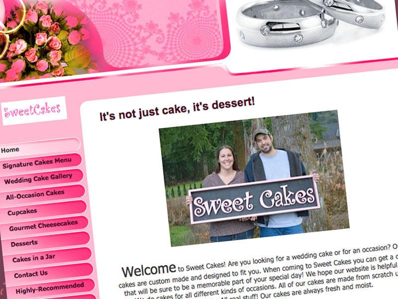 Oregon Cake Baker