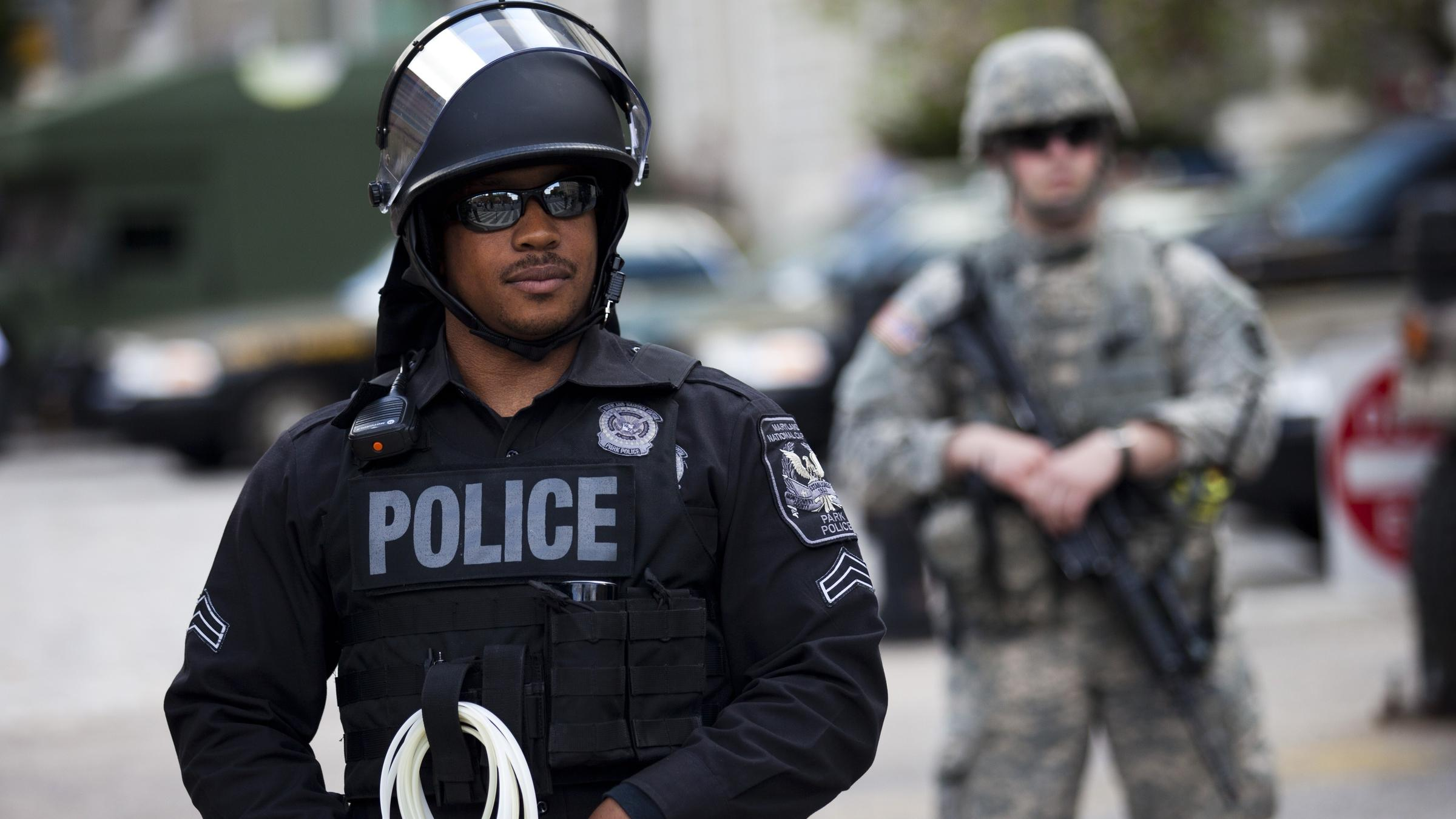 us policeman A police officer is a serving member of a police force police officers arrest criminals, prevent crime , protect and help the public, and keep public order officers have legally authorised.