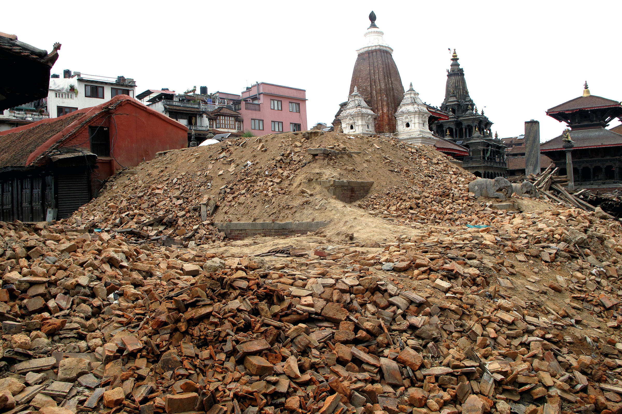 To Restore Its Shattered Treasures, Nepal Has A Secret ...