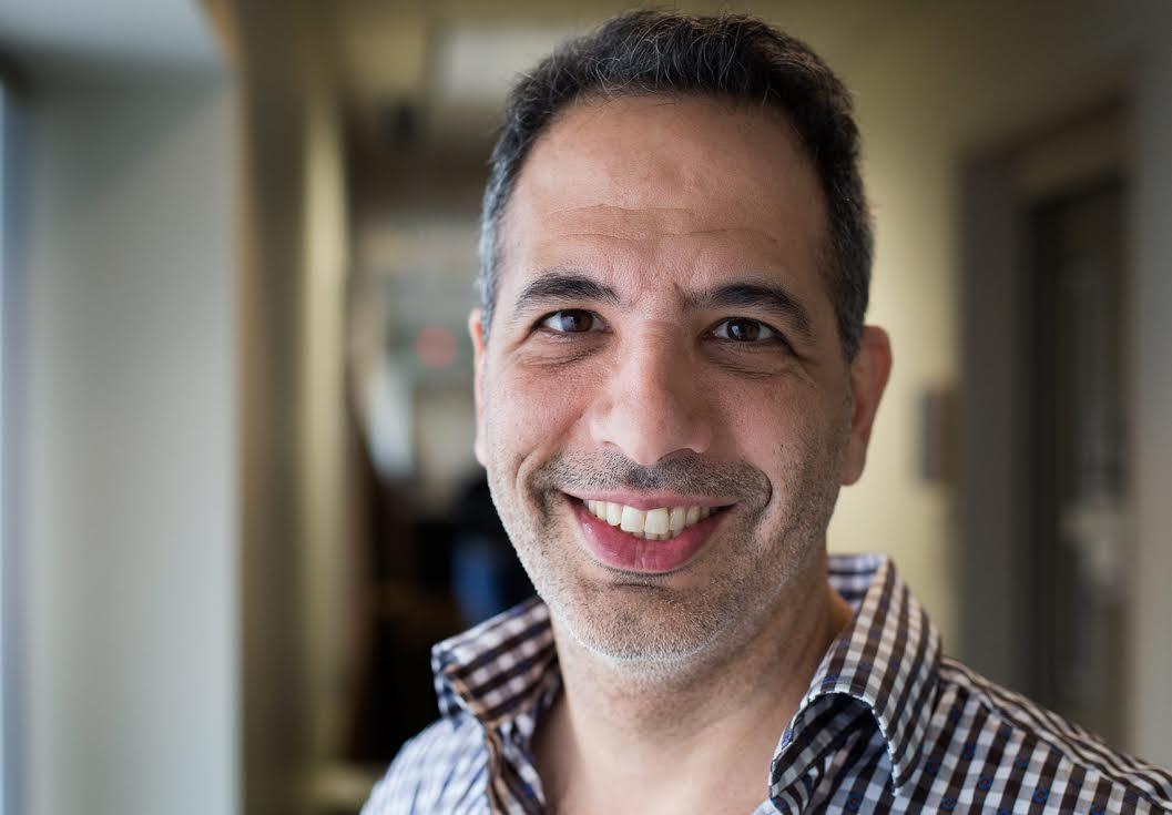 Chef Ottolenghi On Food, And Its Role In Israeli