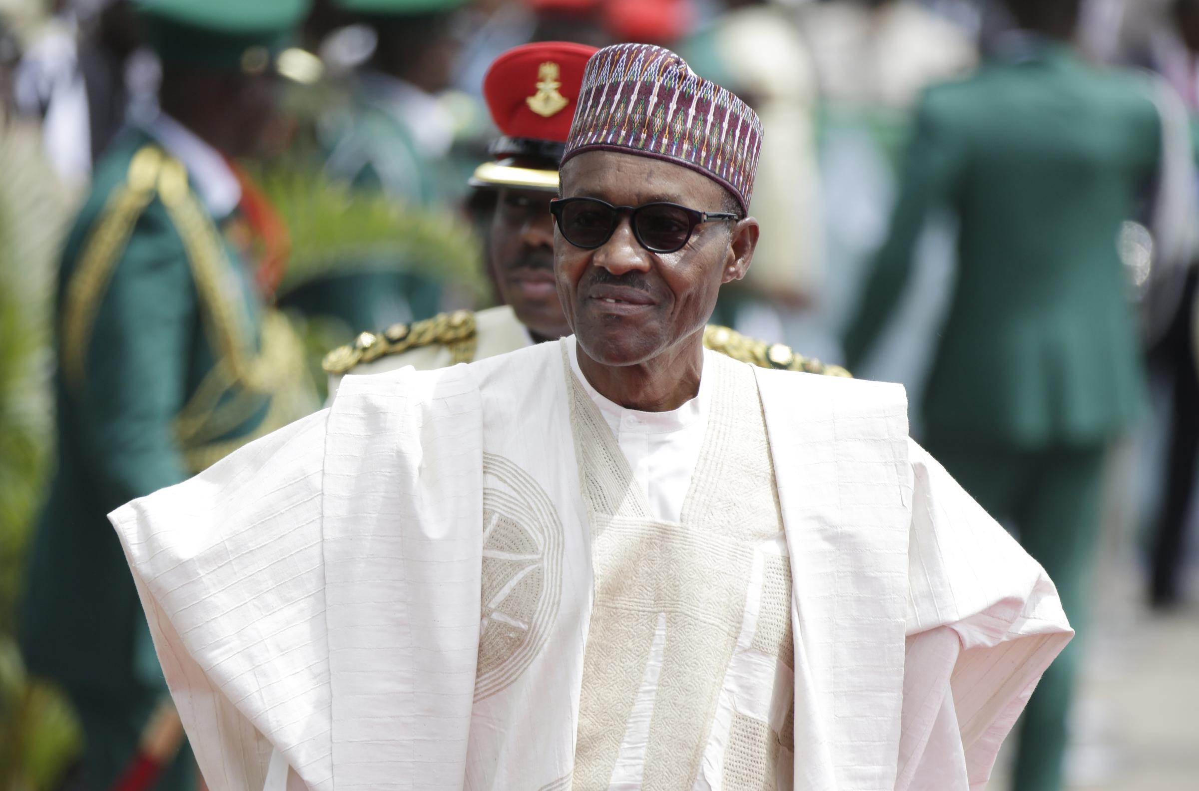 Image result for Muhammadu Buhari