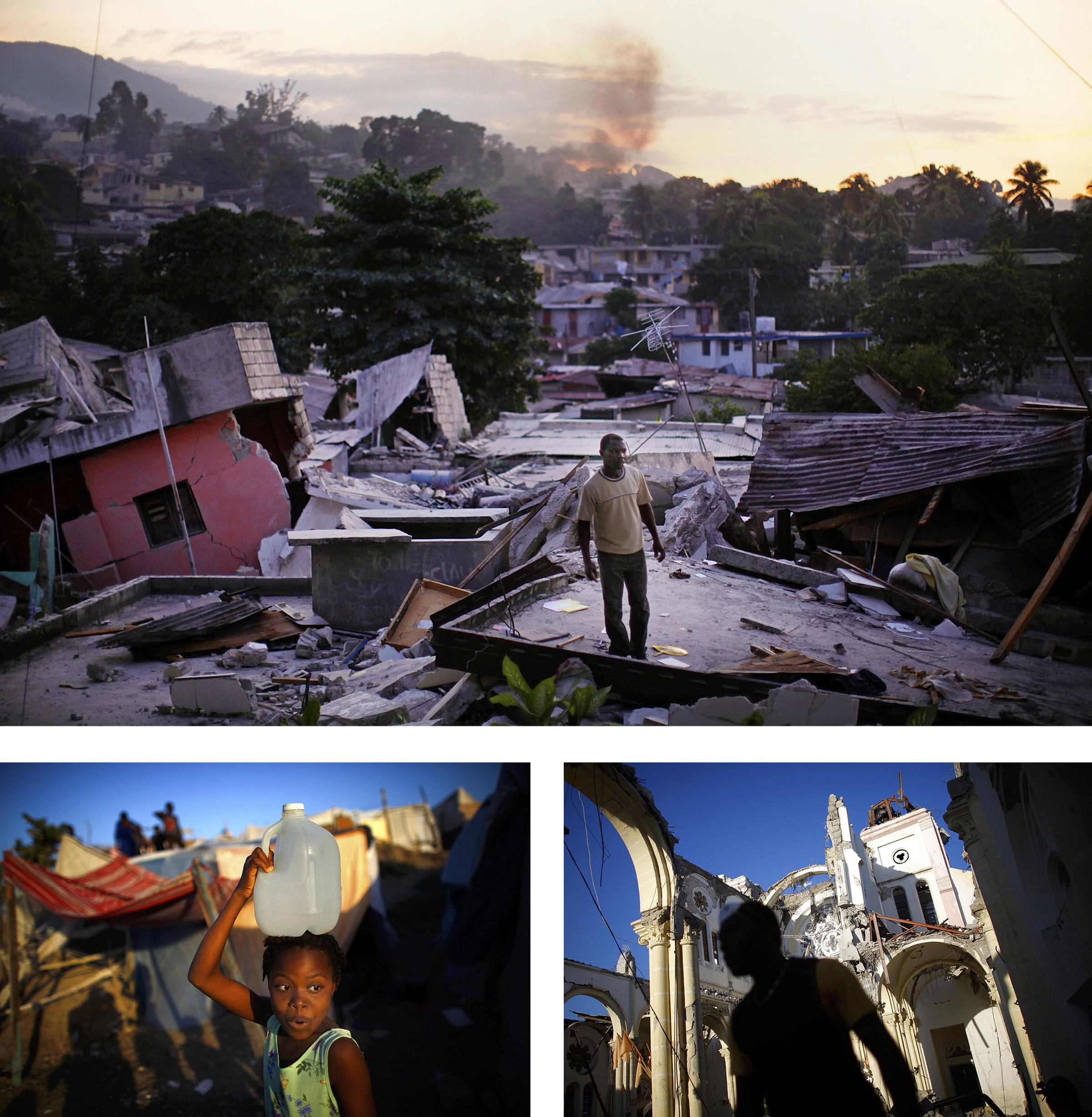 """post haiti earthquake relief (15 november 2010) """"for haiti, no relief in sight  however, working in post- earthquake haiti has demonstrated to me the added value that."""