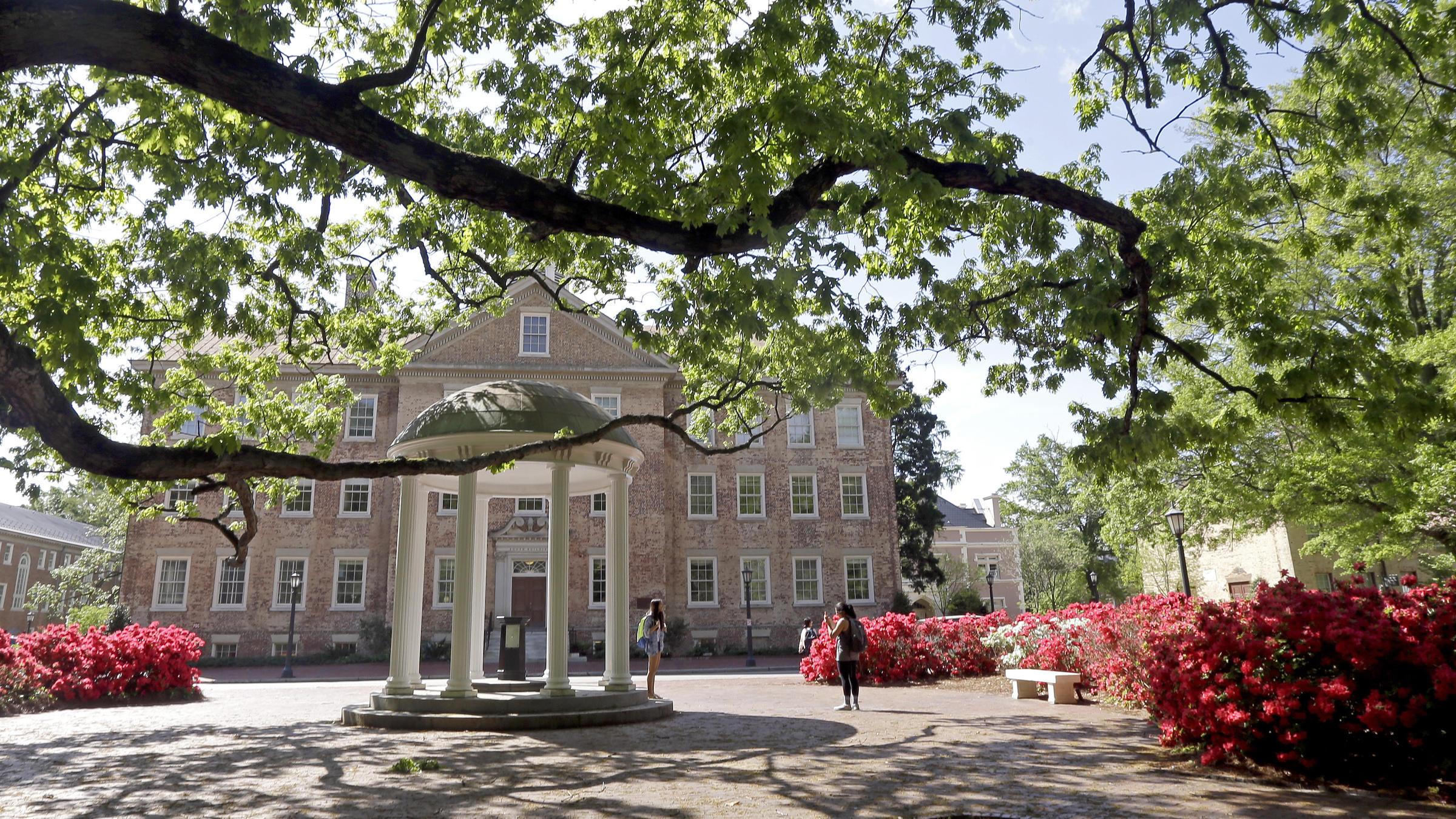 University Of North Carolina Charged With 5 Level 1