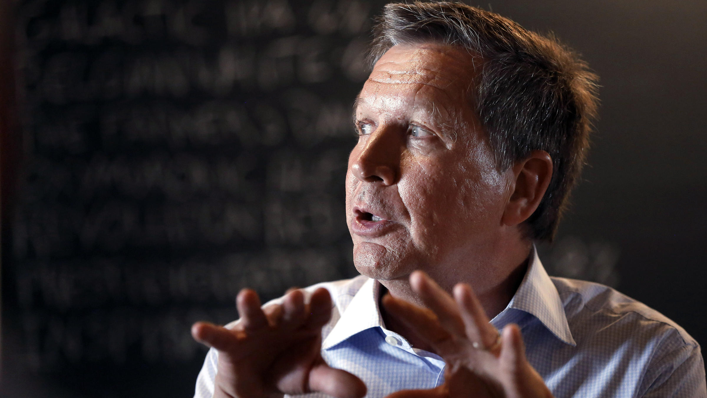 Q&A: Ohio Gov. John Kasich. He Does It His Way | WLRN