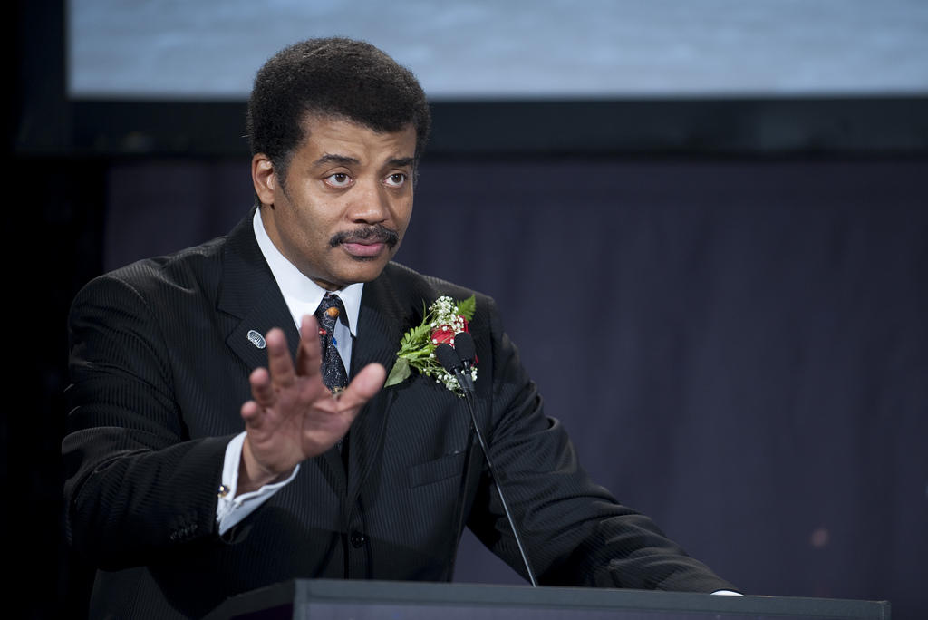 Is Texas the Center of the Universe? Neil deGrasse Tyson Says Yes, In a Way