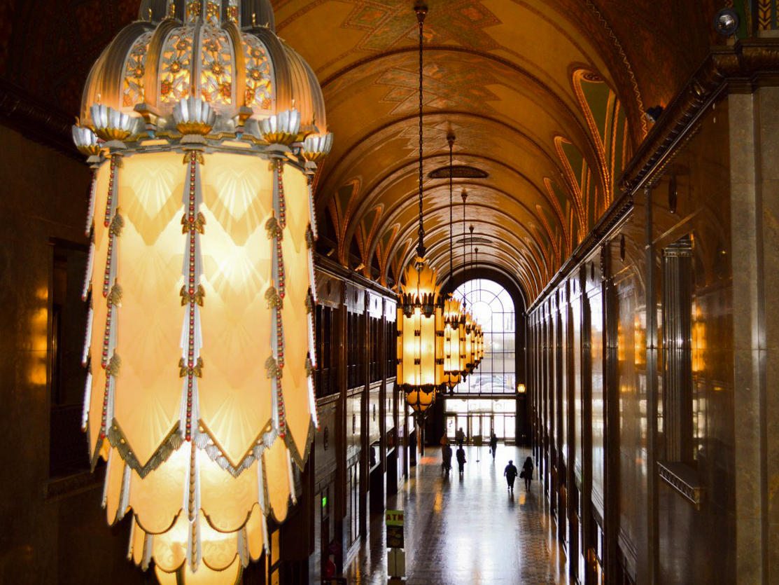 Detroit 39 S Iconic Fisher Building Up For Auction Kuow News And Information