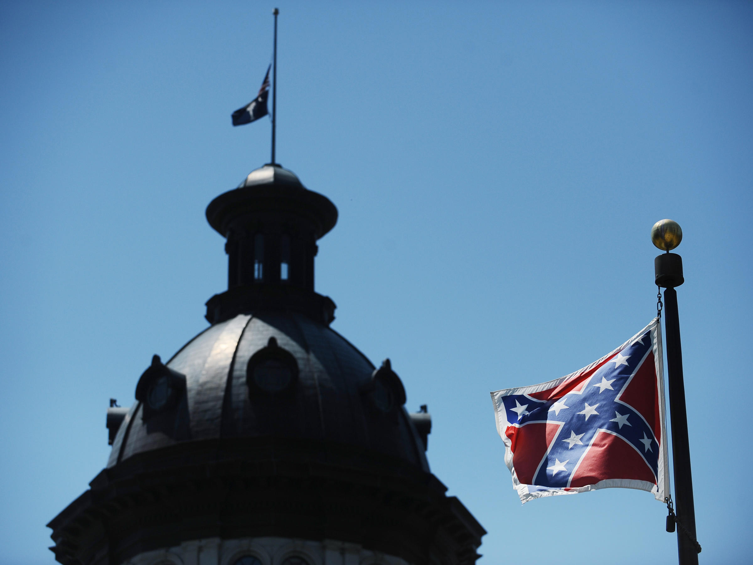 The Complicated Political History Of The Confederate Flag