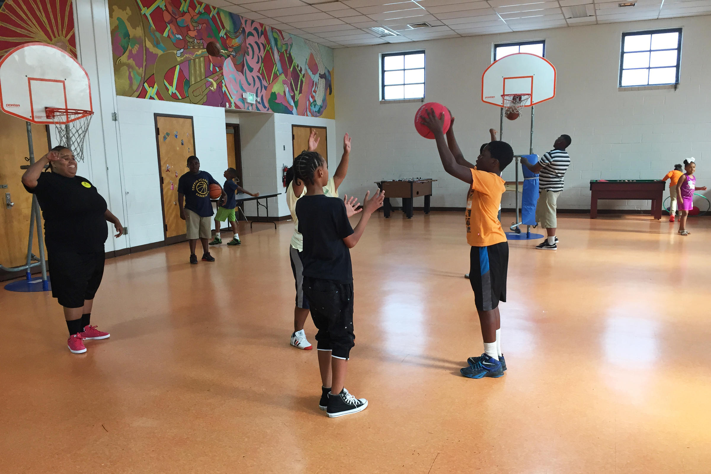 In Baltimore Rec Centers Provide So Much More Than Just