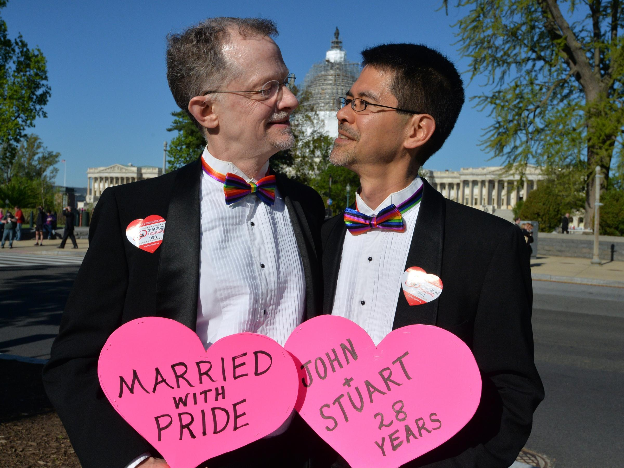 gay marrige The gay movement, whether we acknowledge it or not, is not a civil rights movement, not even a sexual liberation movement.
