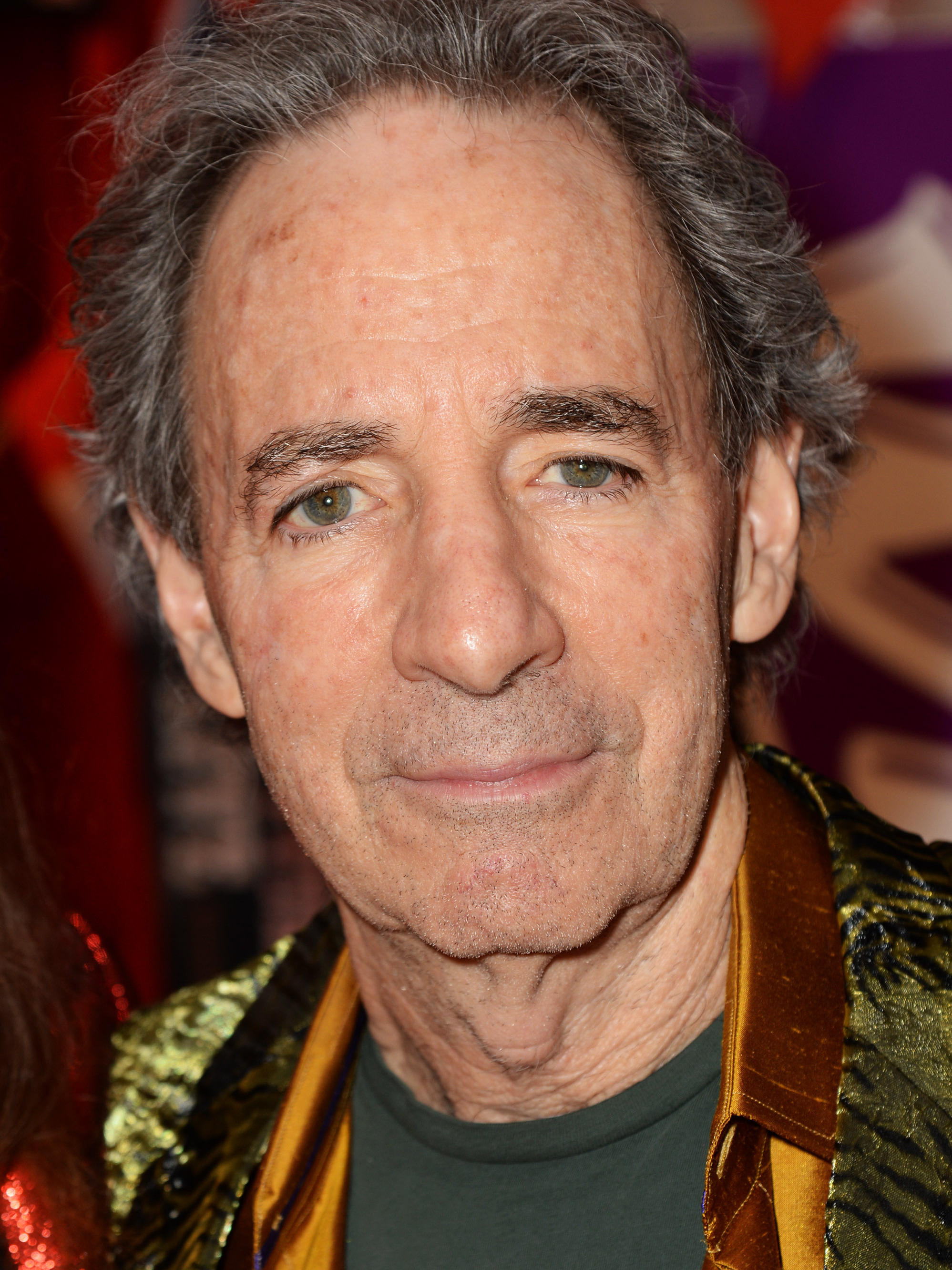 Harry Shearer, Voice Of Ned Flanders And Mr. Burns, Will ...