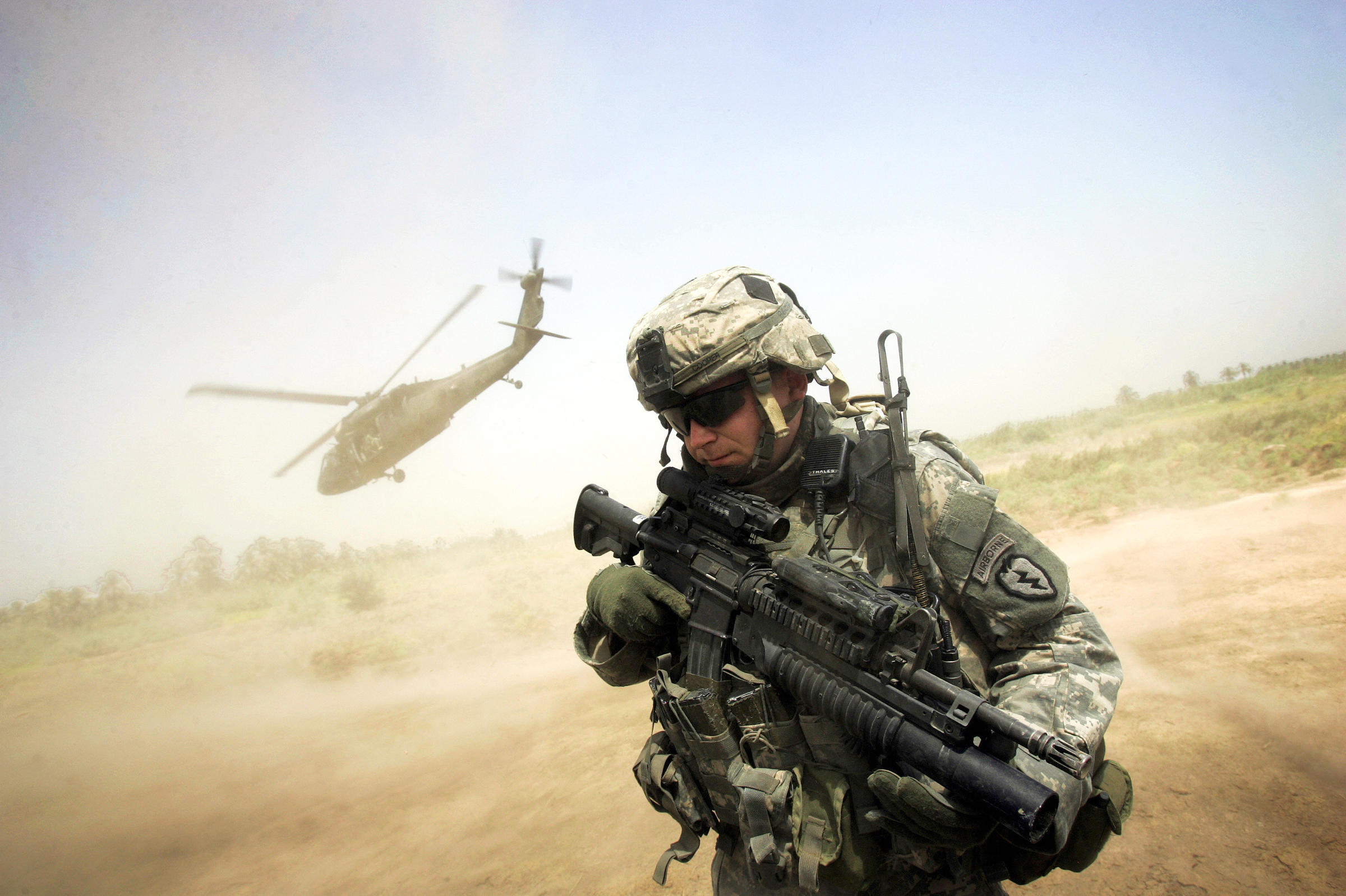 25 Years In Iraq, With No End In Sight | KUOW News and ...