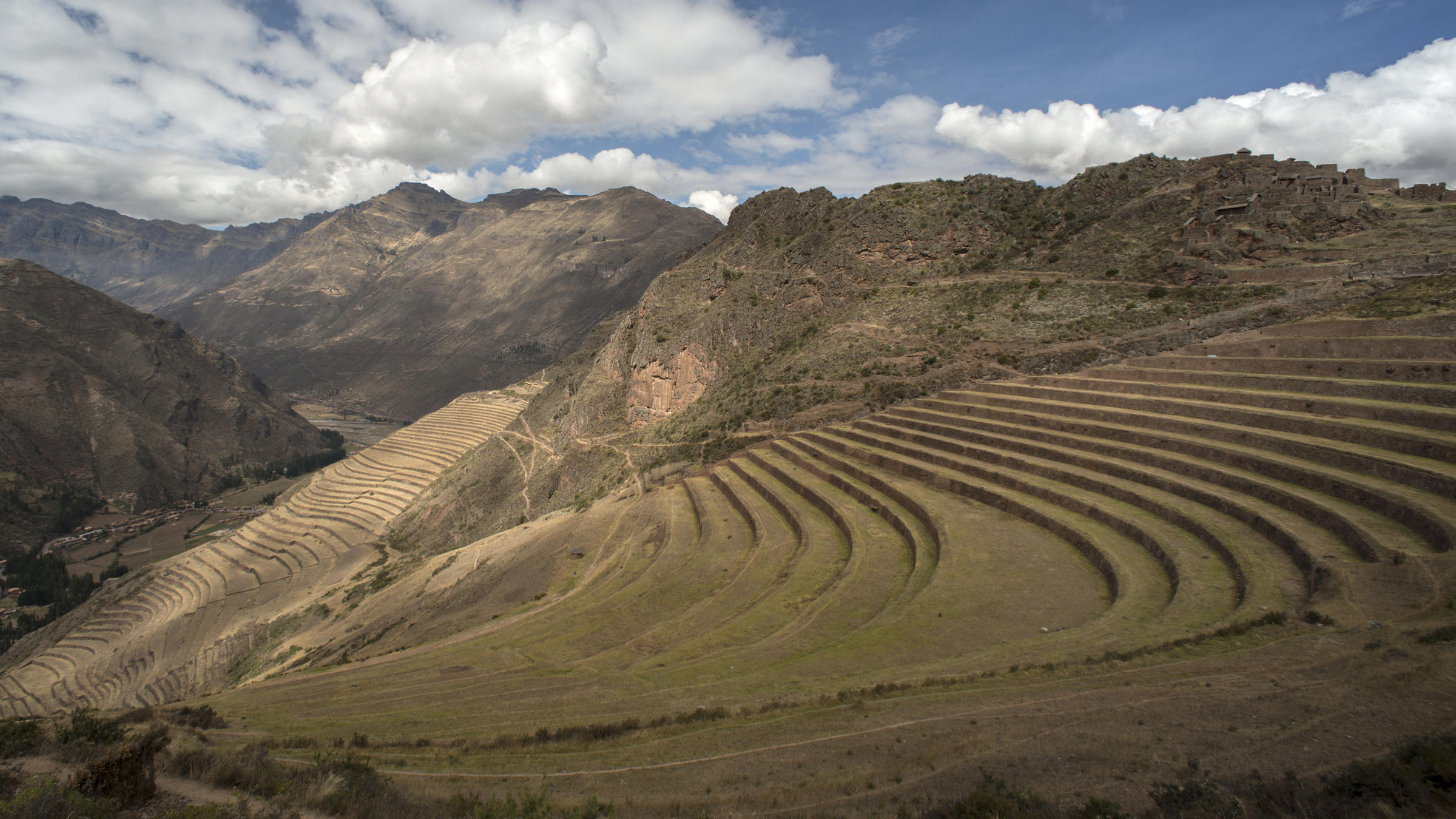 For inca road builders extreme terrain was no obstacle for What is terracing