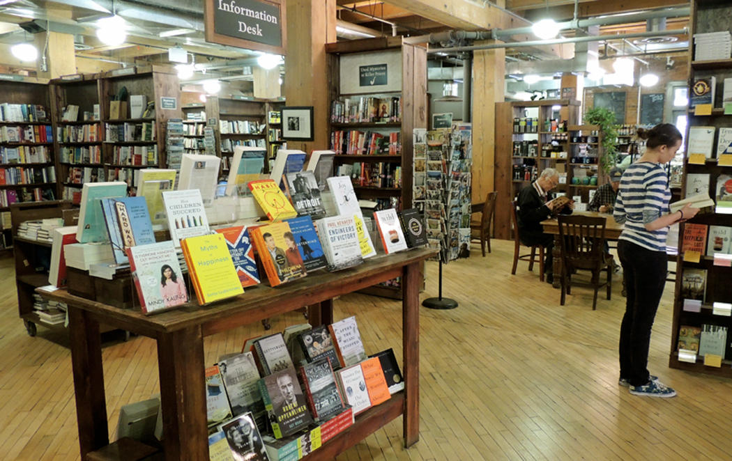 Denver's Tattered Cover Bookstore Is Focused On Succession ...