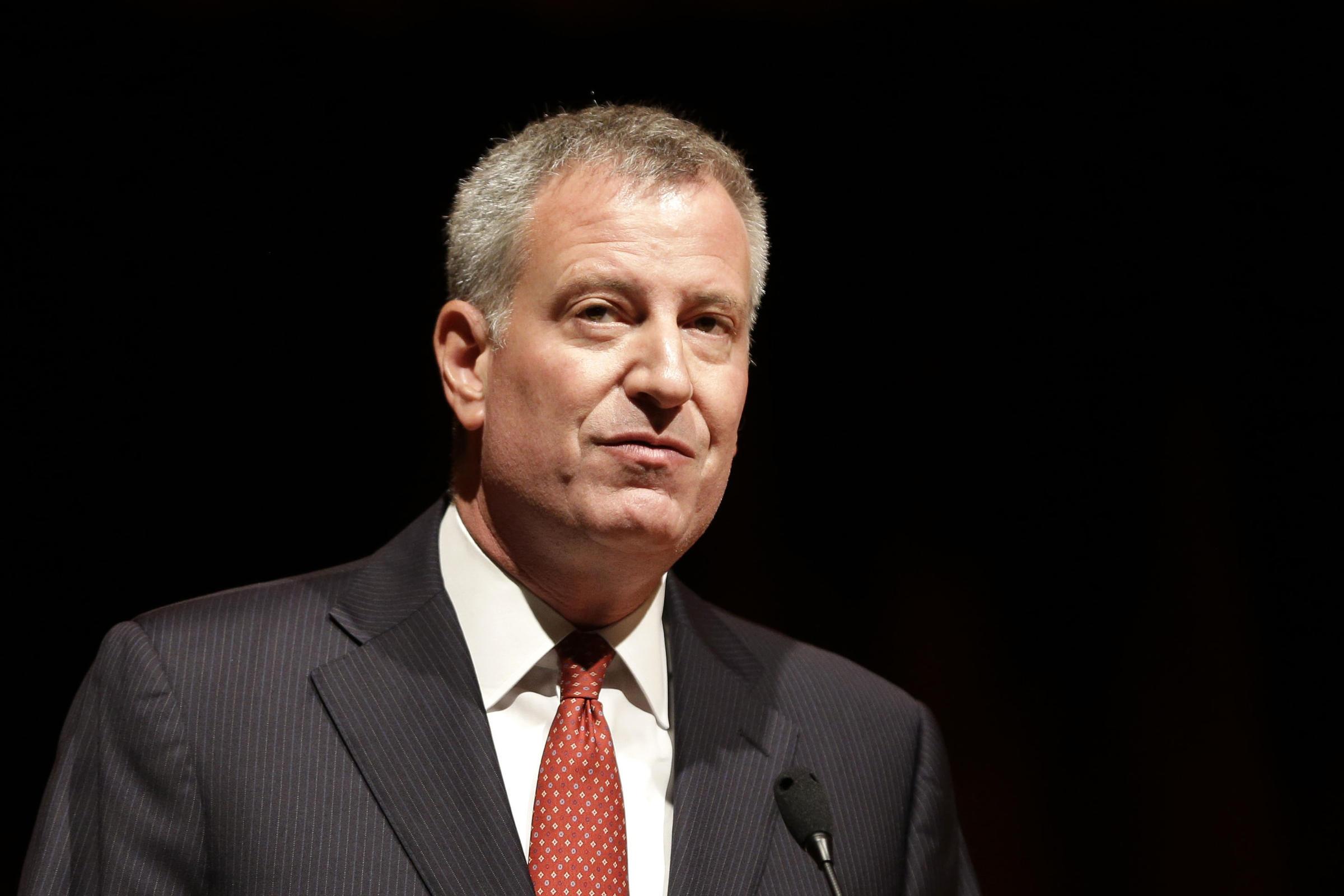 New York City Mayor Goes All In On Free Preschool